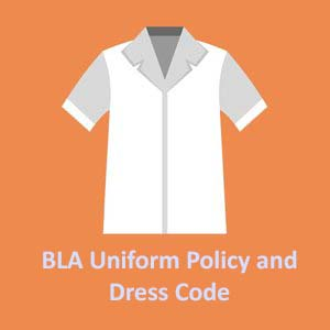 BLA Uniform Policy and Dress Code