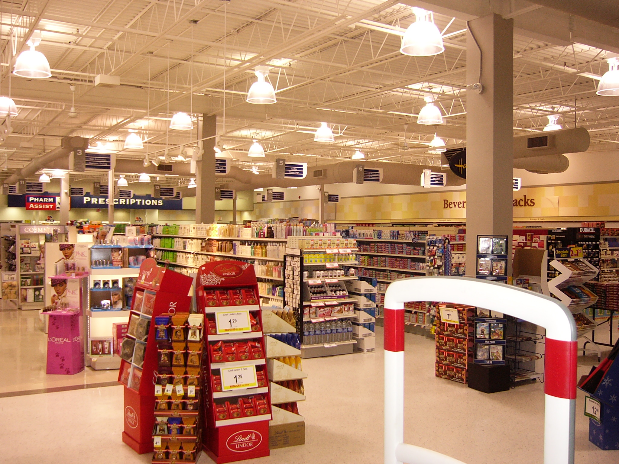 Pharma Plus, 611 Wonderland Rd. N., Interior right 002.jpg