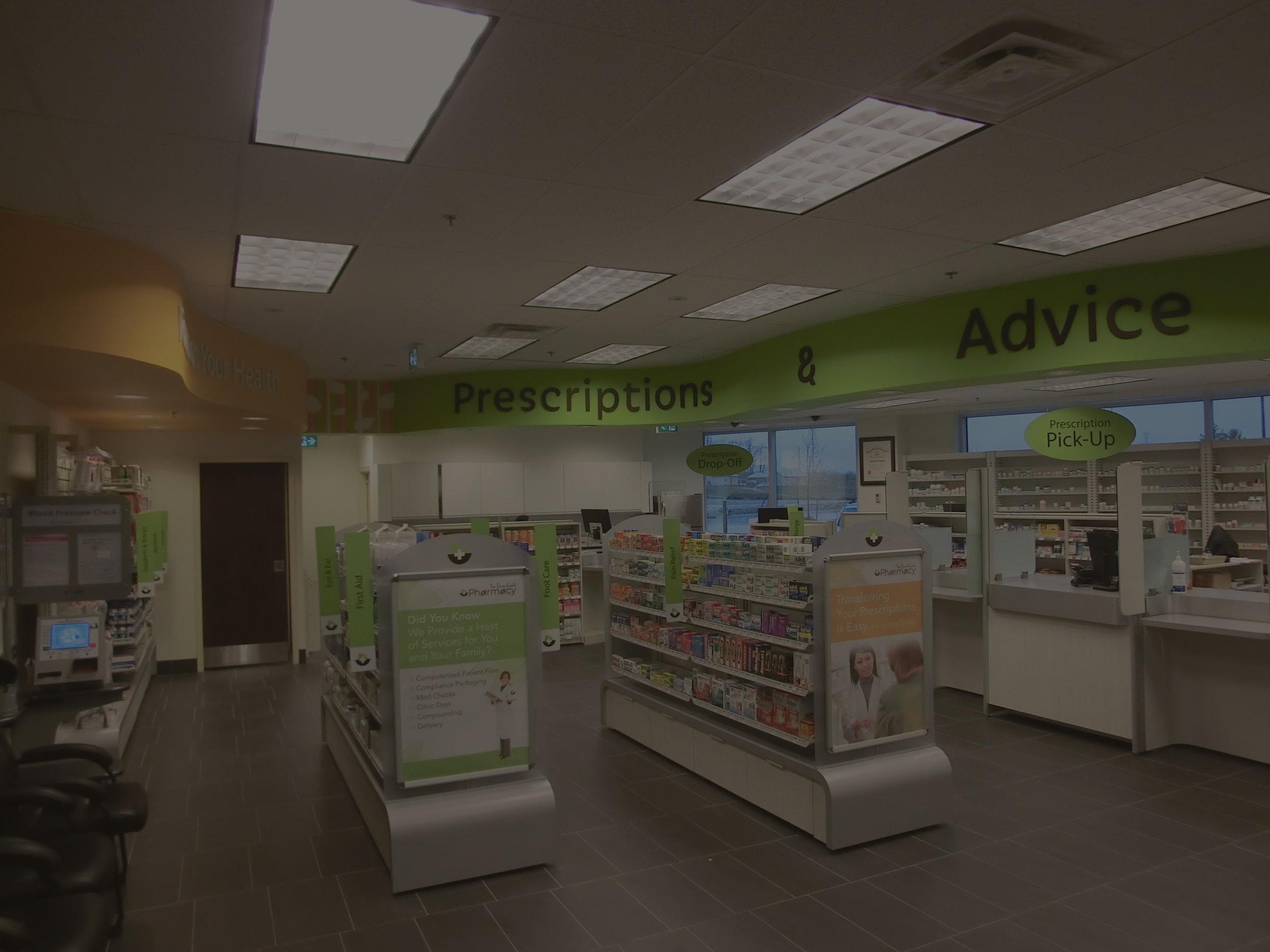 The Boardwalk Pharmacy - Waterloo