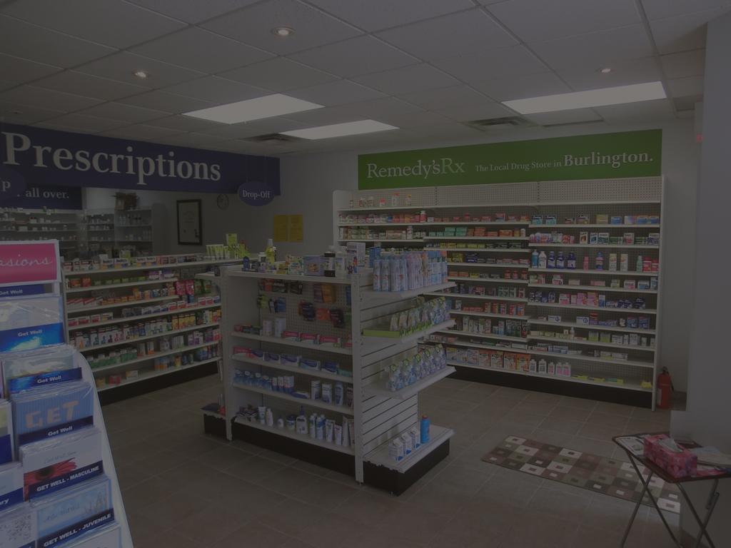 Millrose Community Pharmacy - Burlington