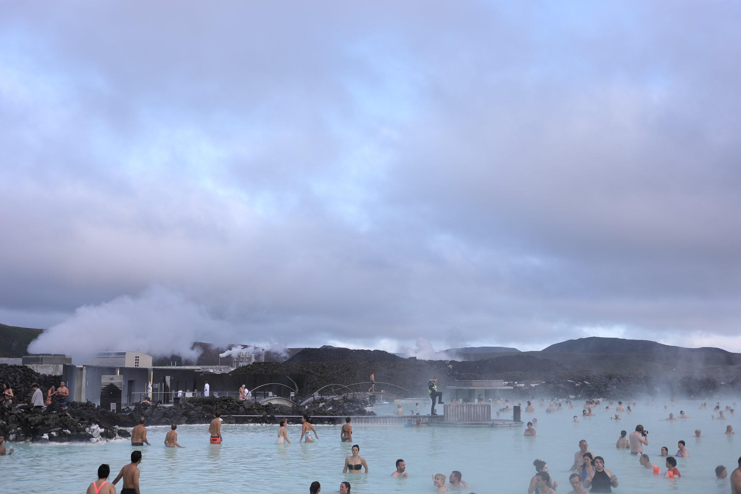 Blue Lagoon, Iceland   J for Jamie Blog