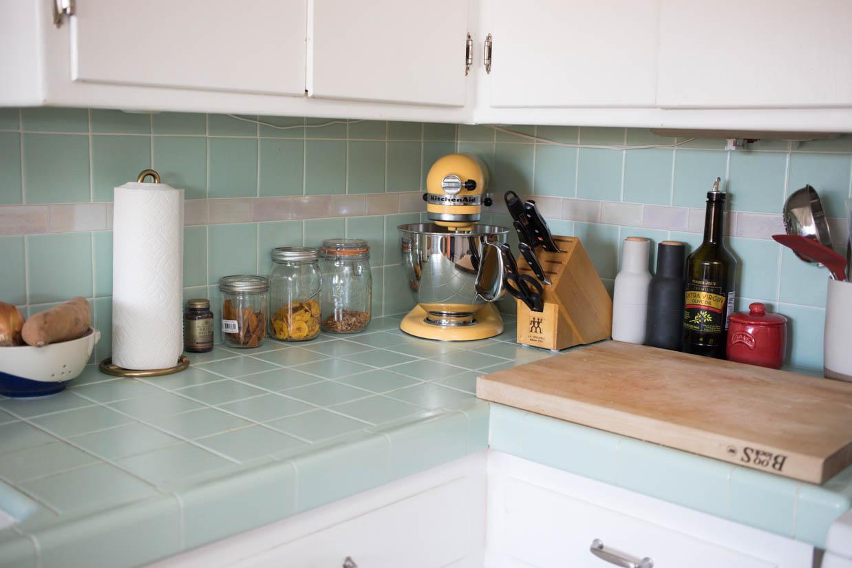 Small Kitchen Organization | J for Jamie Blog