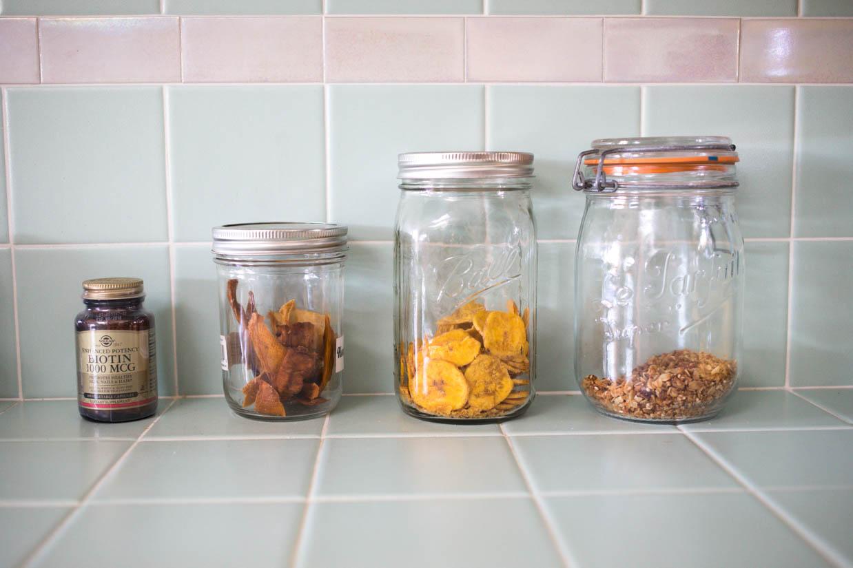 Small Kitchen Storage | J for Jamie Blog