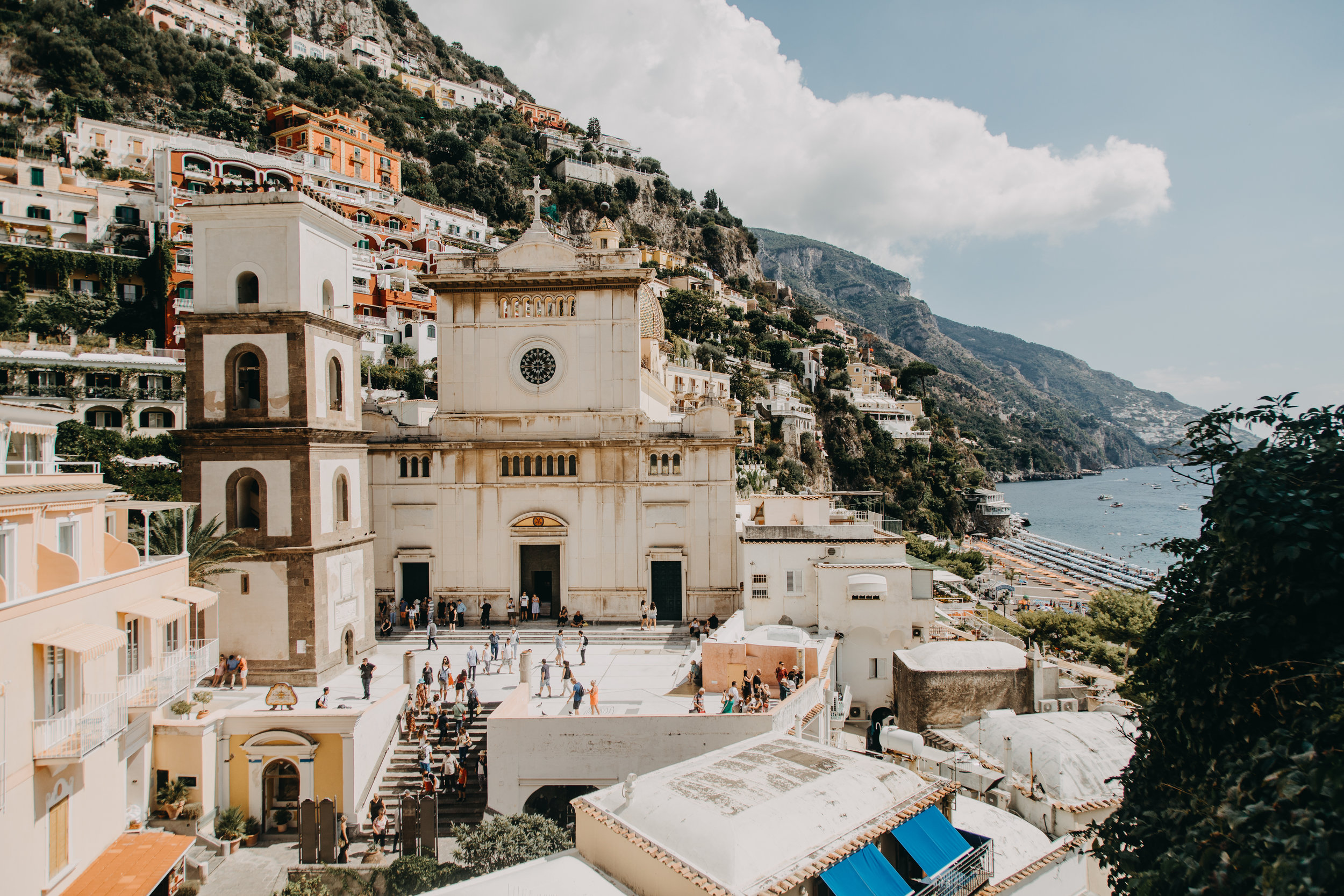 Positano, Italy | J for Jamie Blog