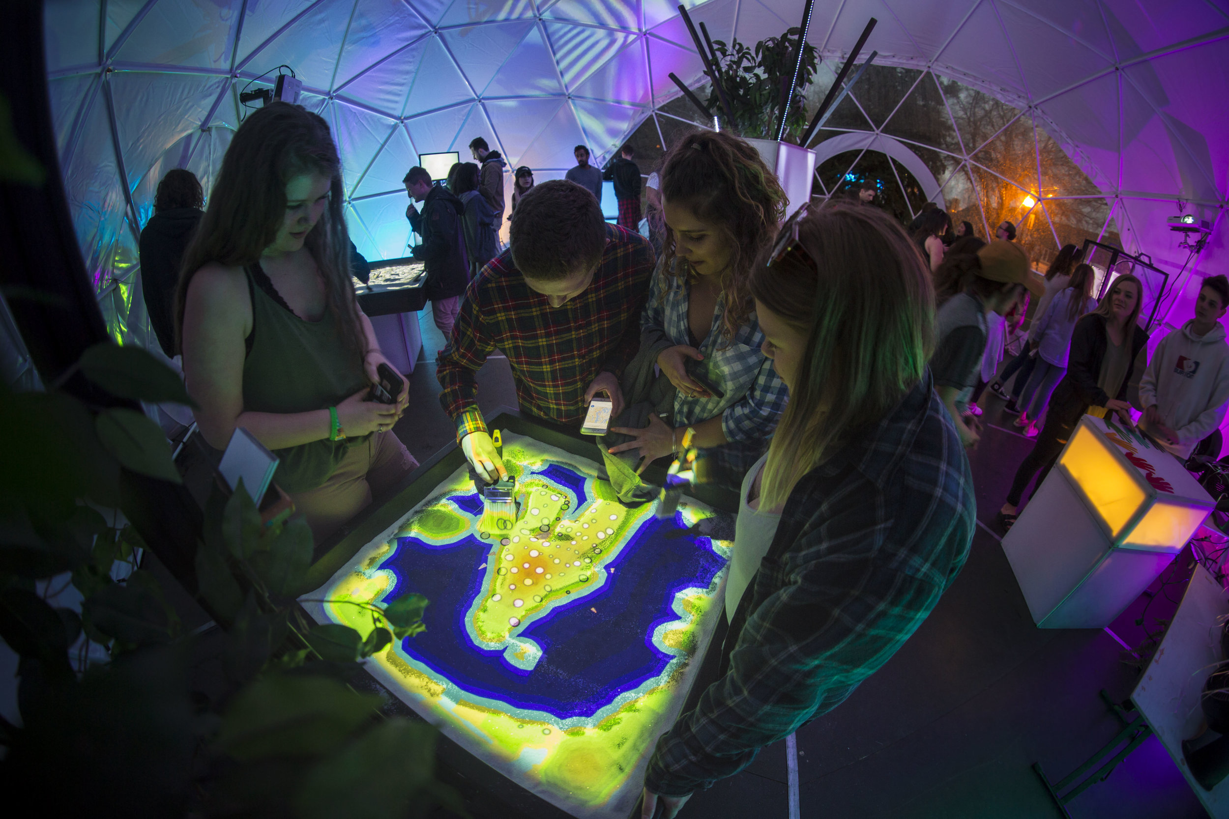 Sandbox of Life Sensebellum Augmented reality interactive art seattle portland.jpg