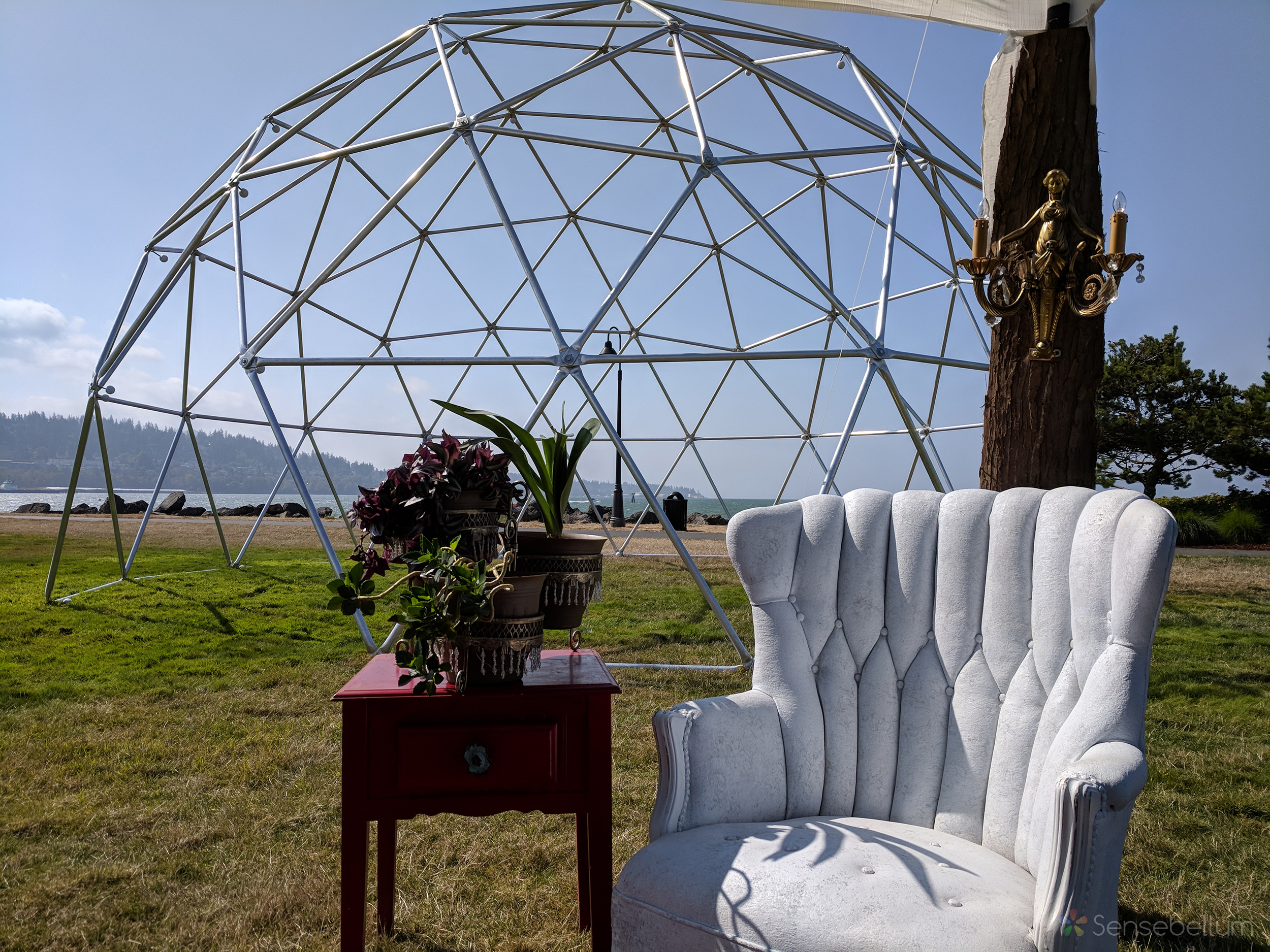 Sensebellum Aluminum Geodesic Dome Rental Company Bellingham Seattle Washington West Coast Event Lighting Planning Company 6 copy.jpg