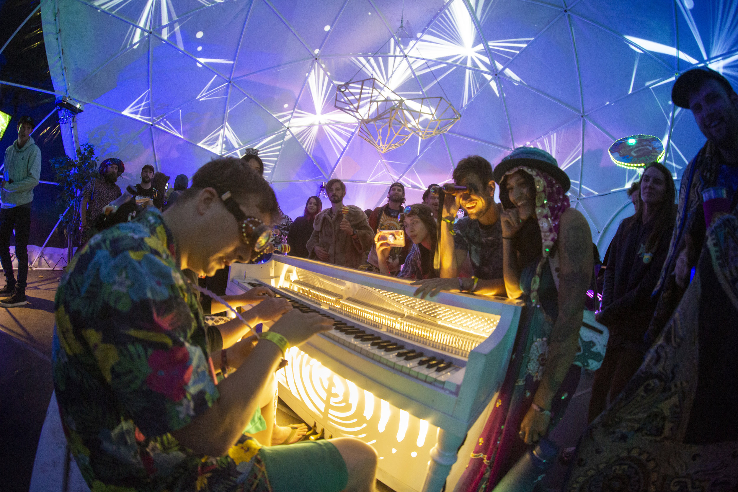 Sensebellum Summer Meltdown Music Festival Pacific Northwest Creative Lighting Event Studio Art Installation Geodesic Sensatorium 55.jpg