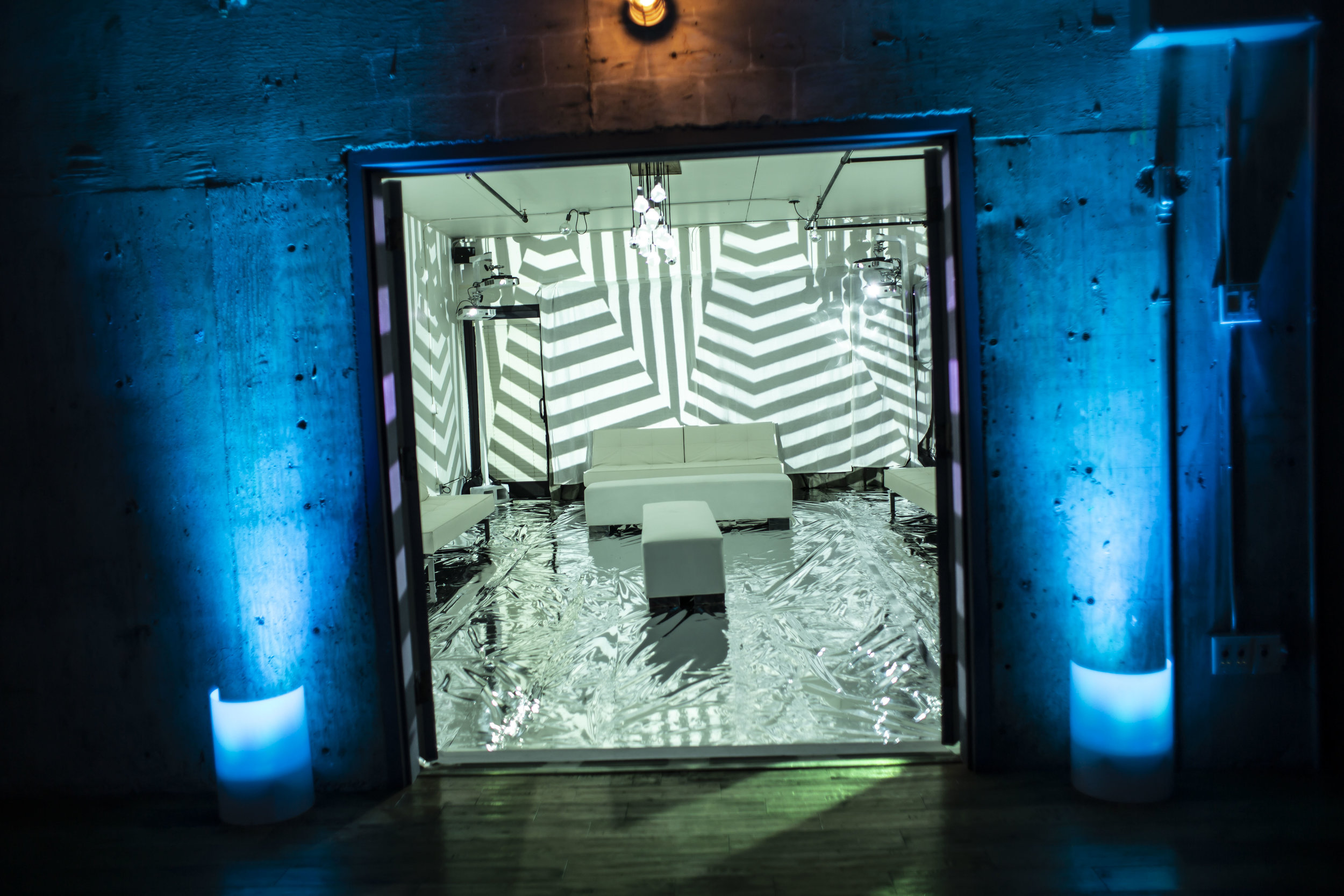 Sensebellum Projection Mapping Seattle VR AR Immersive Lounge Creative Lighting Event Company Video Content DNA Advertising Fremont Foundry 53.jpg