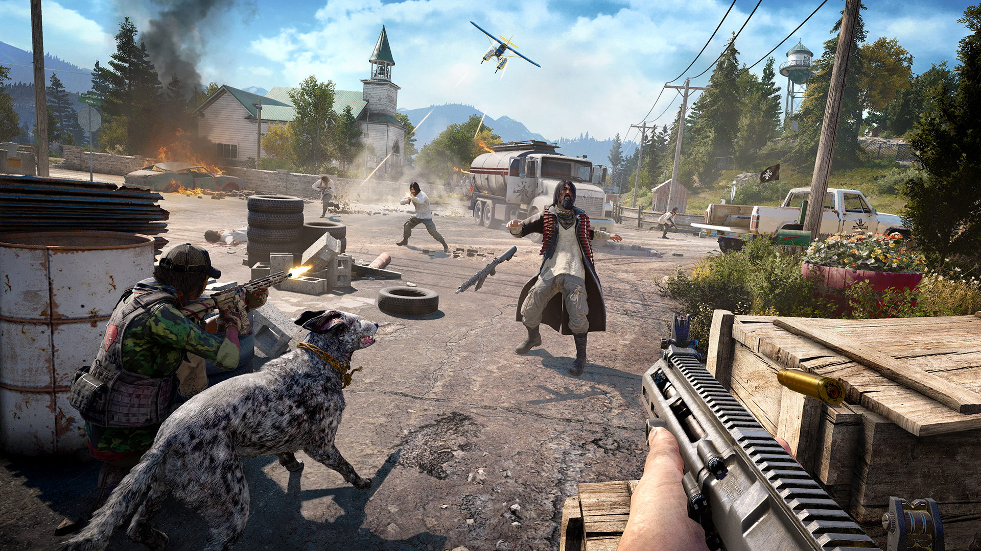 Far Cry 5, Quelle: Ubisoft