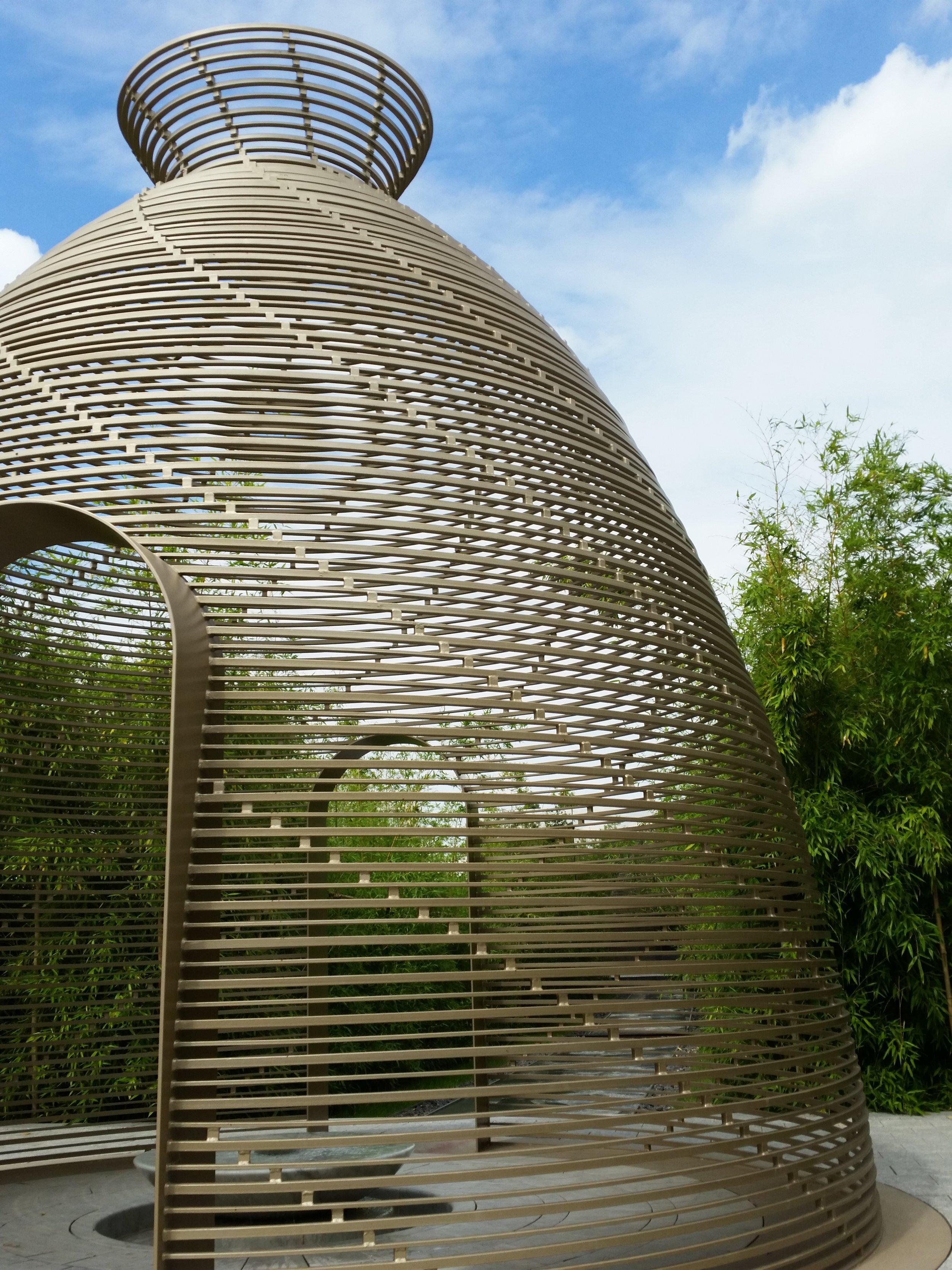 Vogelkäfig made in China. Quelle: Sash