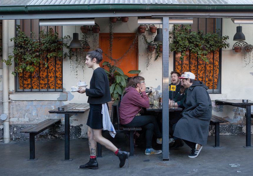 The Reverence Hotel photo by Broadsheet Melbourne