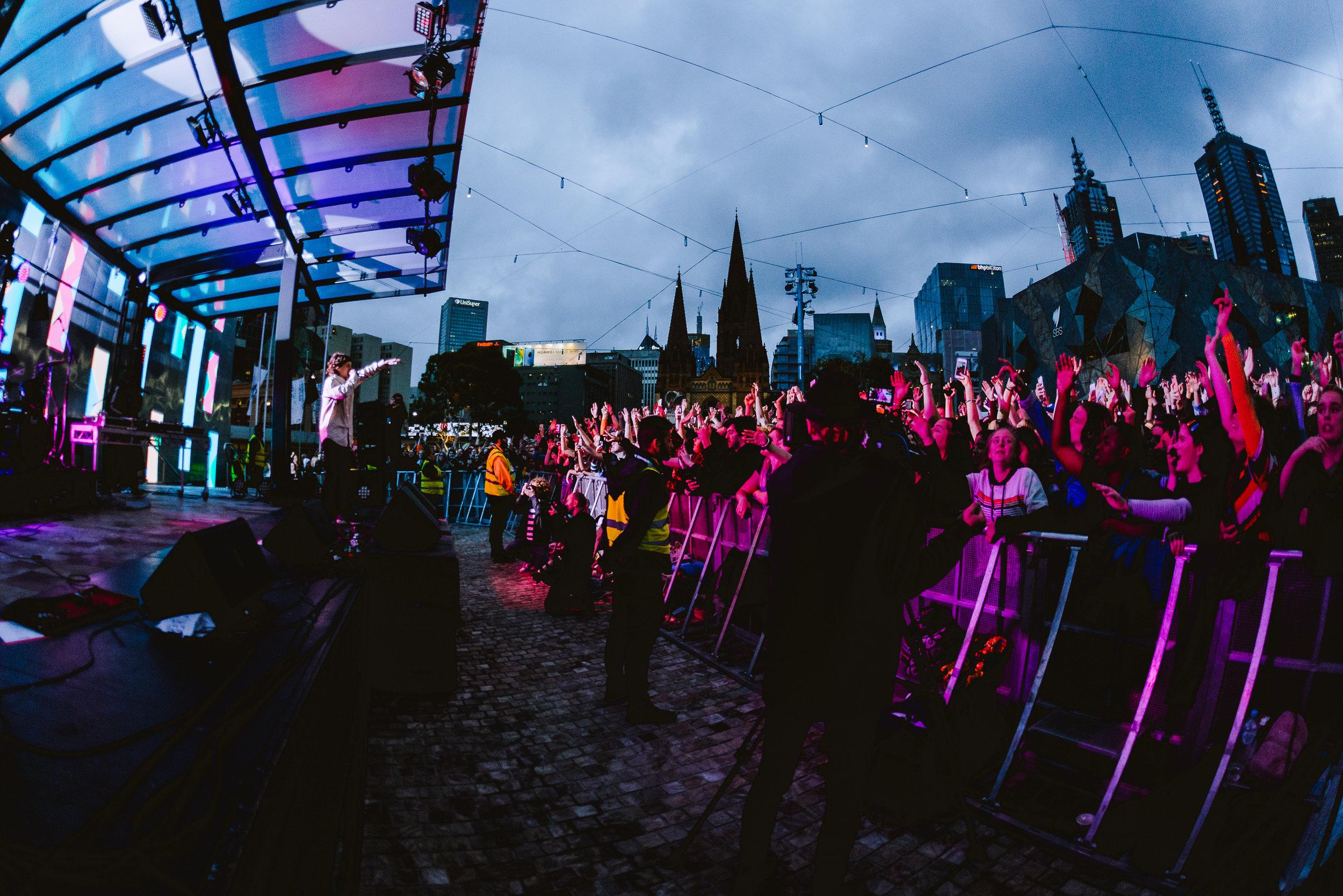 Melbourne Music Week — Deathproof