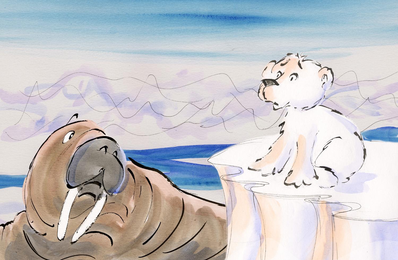 Polar Cub