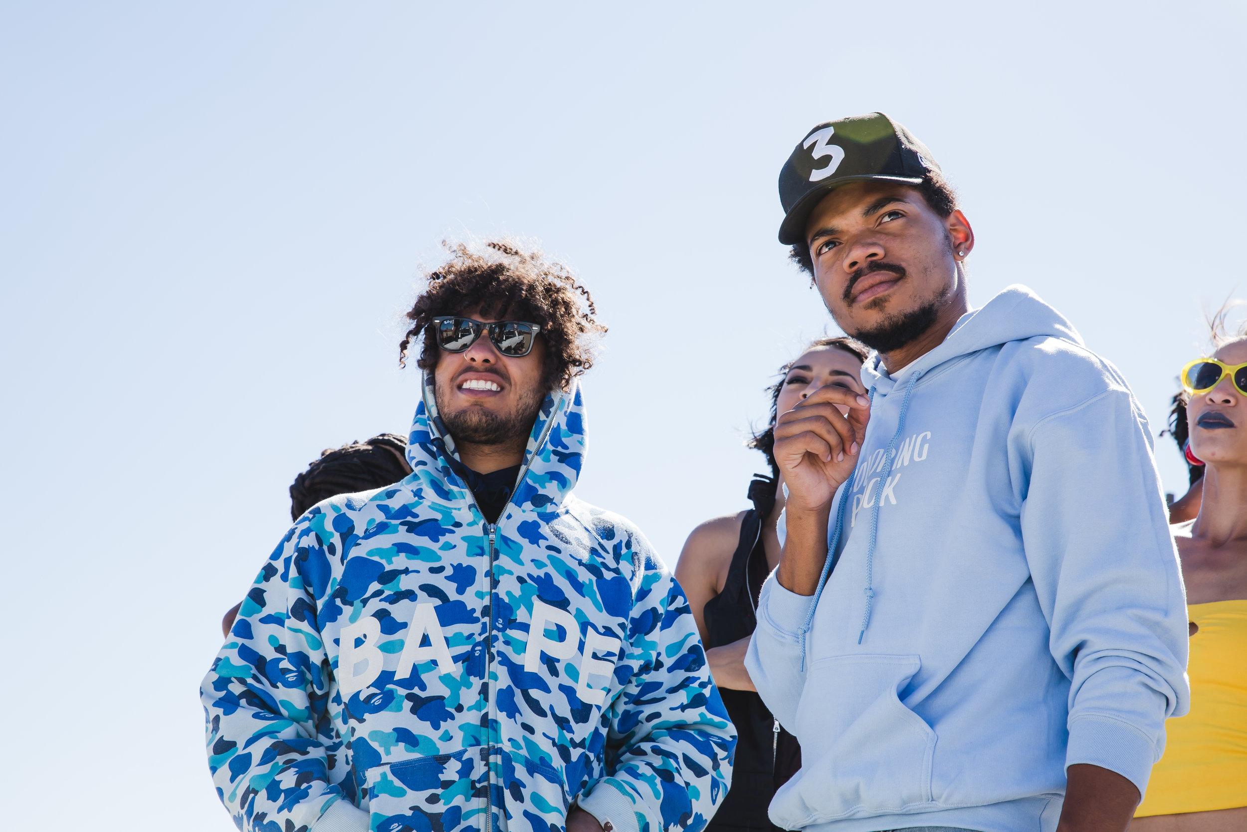 Chance The Rapper & Joey Purp