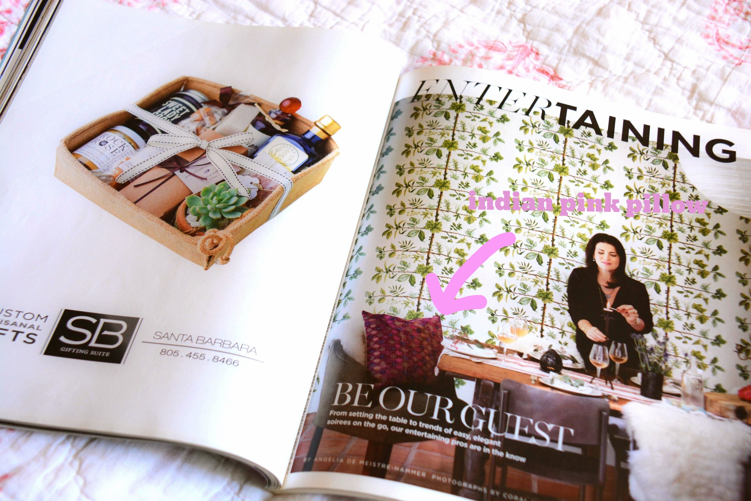 ELLE HOME DECOR MAGAZINE