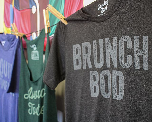 We're team #brunchbod. Who's with us?  Special sale in bio! #brunchin #bunchingbeauty #brunching #brunchinisahabit #brunch #shopsmall #softtee #brunchsohard #fellasbrunchtoo #festivalseason #denverbrunch #nom