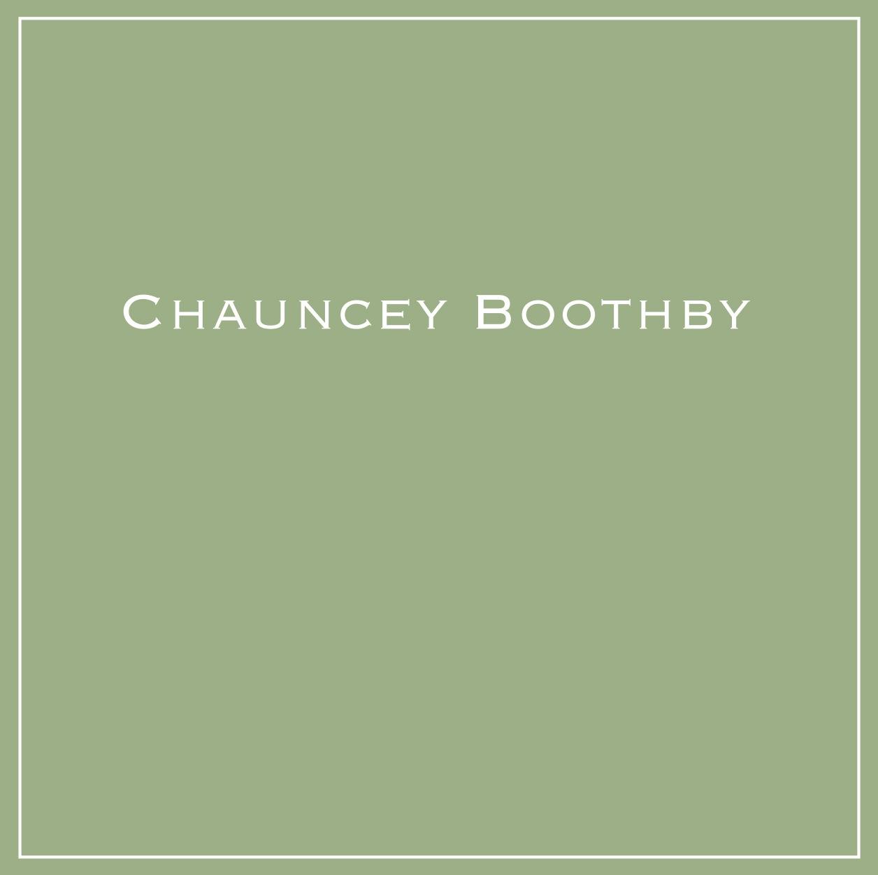 - chauncey@chaunceyboothby.comP. 774.232.1282