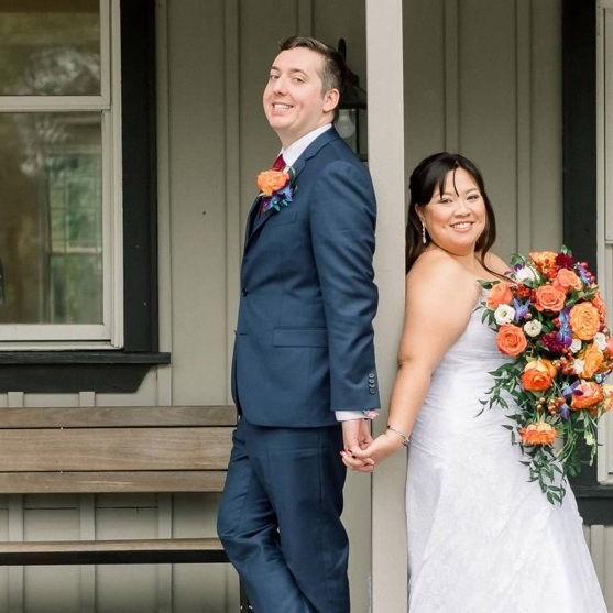 """Rita & Marino - '"""" Susam was amazing for our wedding in October. She was easy to work with and was always available whenever I needed something. When we first met for our consultation, she from the get go see what my vision was for the wedding. She asked a lot of questions and see where abouts where the planning process was at. After taking to her, there was a lot more to be done then expected. She emphasized that everything will be alright!!As the wedding got closer and closer, she constantly was in contact with me to make sure I was on schedule. Not only that, she was also making sure the vendors were in the loop as to what was going one for the day of the wedding!On the day she was amazing! I did not have to worry about anything because she and her assistant were taking care of everything! She was running from place to place picking up items and make sure everything was ready to go. Both my husband and I had an amazing time at our wedding! We both were able to let loose and not worry about anything because of Susam and her team @ SS Wedding and Events :)I highly recommend her services to any bride looking :) """""""