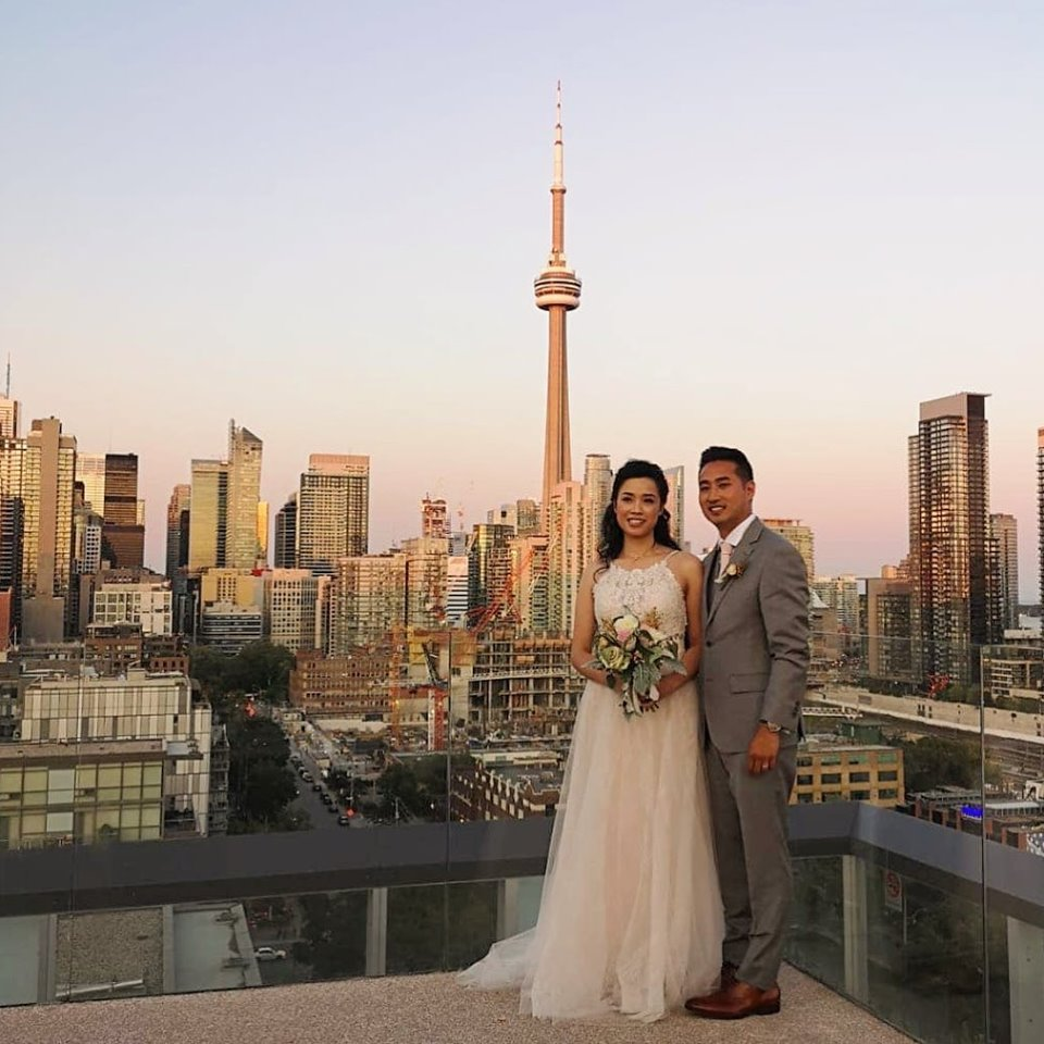 Eloisa & Bronson - We had our wedding yesterday (8.10.2019) at the Thompson Hotel in downtown Toronto and hired Susam and her company as our Month-of-Coordinator. Her professionalism and superb hard work exceeded our expectations. She went above and beyond in every way and without her, this would not have taken place so smoothly and beautifully. We had an amazing day and everything went according to the plan. She and her assistant Kirsten took care of every detail and made our big day extra special! I would highly recommend her to all of my friends 😊