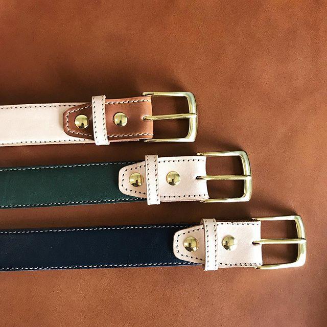 That @shellcordovan belt keeper on @sepici_tannery V1 veg tan 🤤 • • • #handmade #madeindallas #madeintexas #leathergoods #luxurygoods #blvdeast #boulevardeast