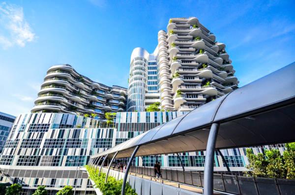 Singapore green building