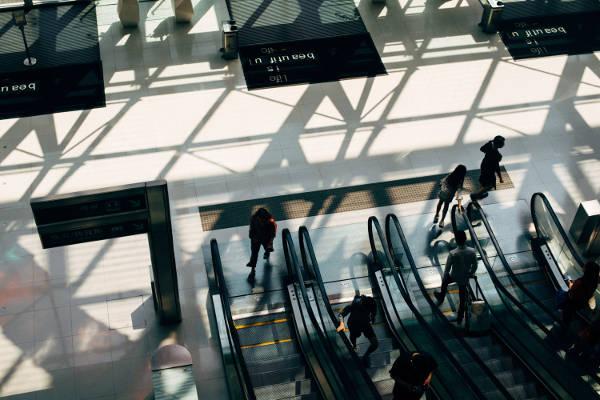Hong Kong Escalators