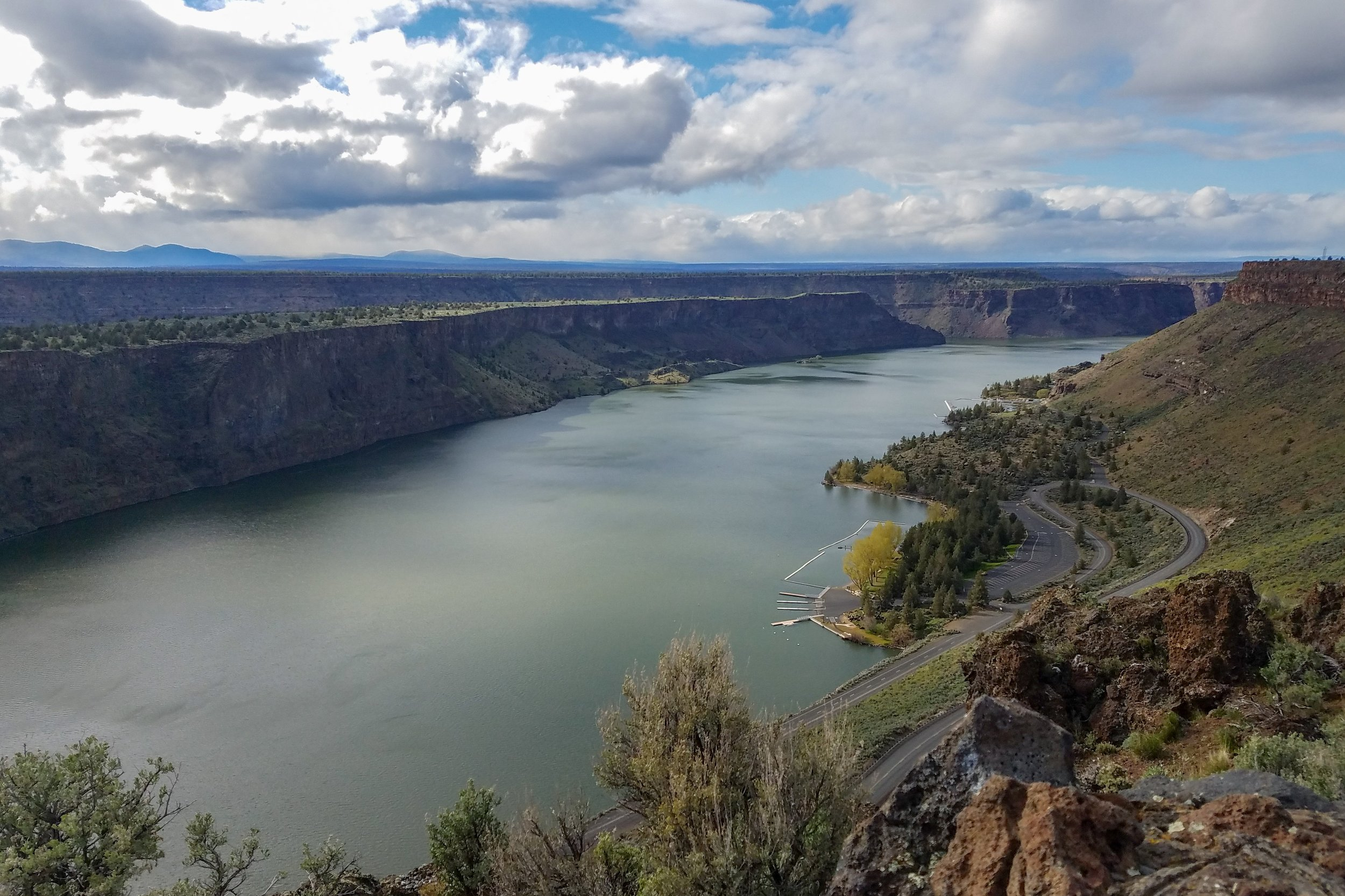Cove Palisade State Park. Oregon. Stories of Splendid Wonders