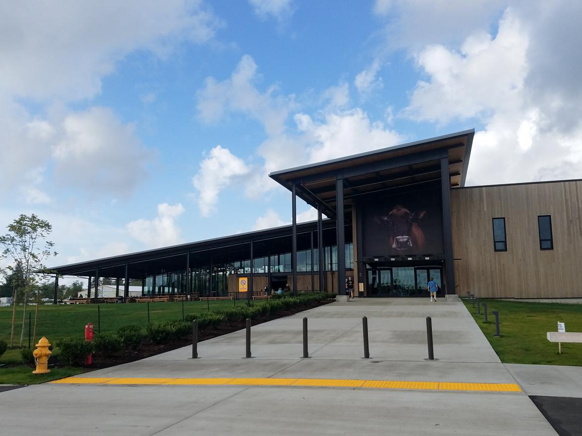 Tillamook Creamery New Visitor Center. Favorite Restaurants in Oregon. Splendid Wonders Blog