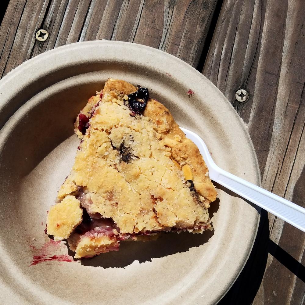 Willamette Valley Pie Company. Pie. Favorite Foods in Oregon. Splendid Wonders Blog