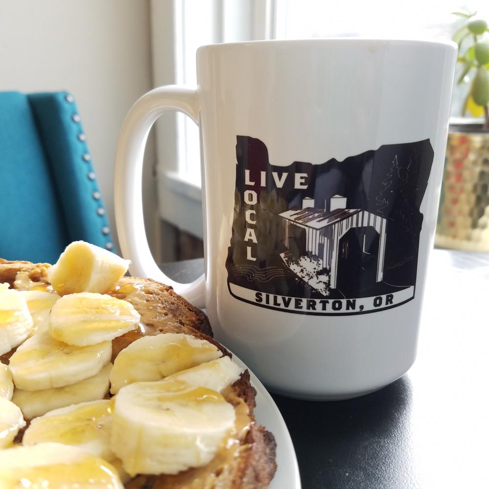 Live Local Cafe. Coffee or Tea. Favorite Foods in Oregon. Splendid Wonders Blog