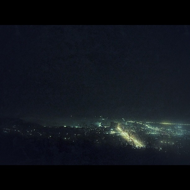 drivin around Twin Peaks in the fog, bumpin our new single. #PairOfArrows #momentswelivefor