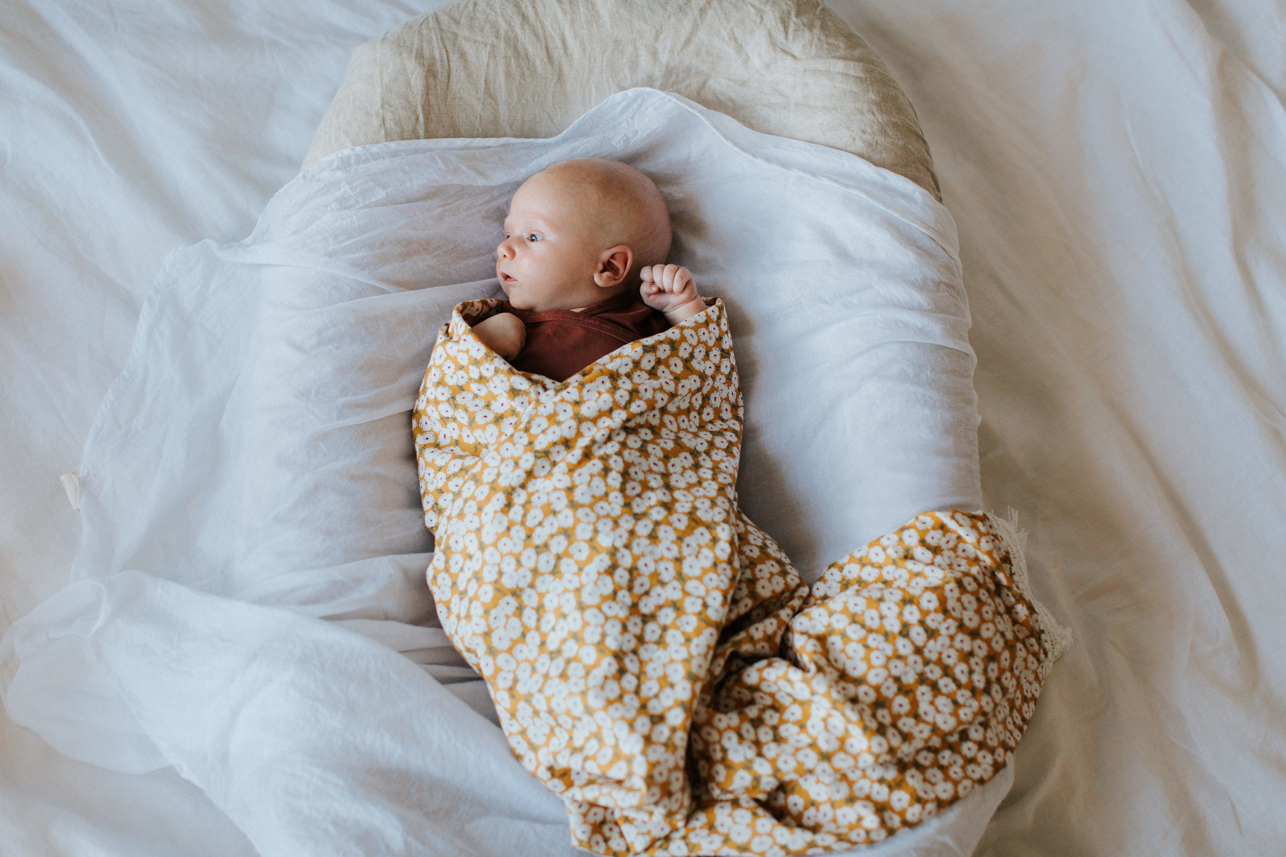 baby atlas | newborn in home session