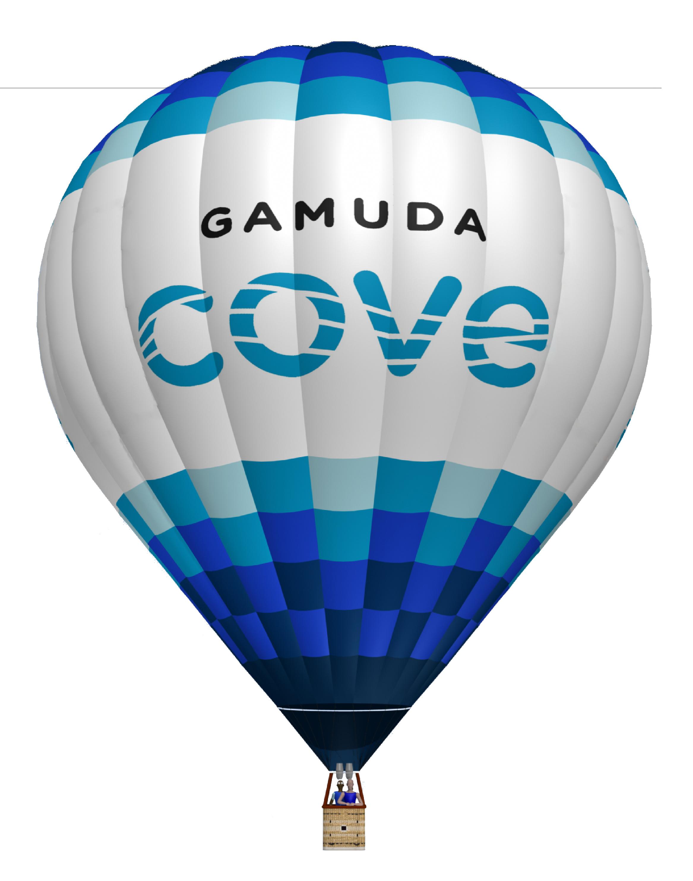 GAMUDA COVE (Malaysia)    Pilot: Filip Audenaert