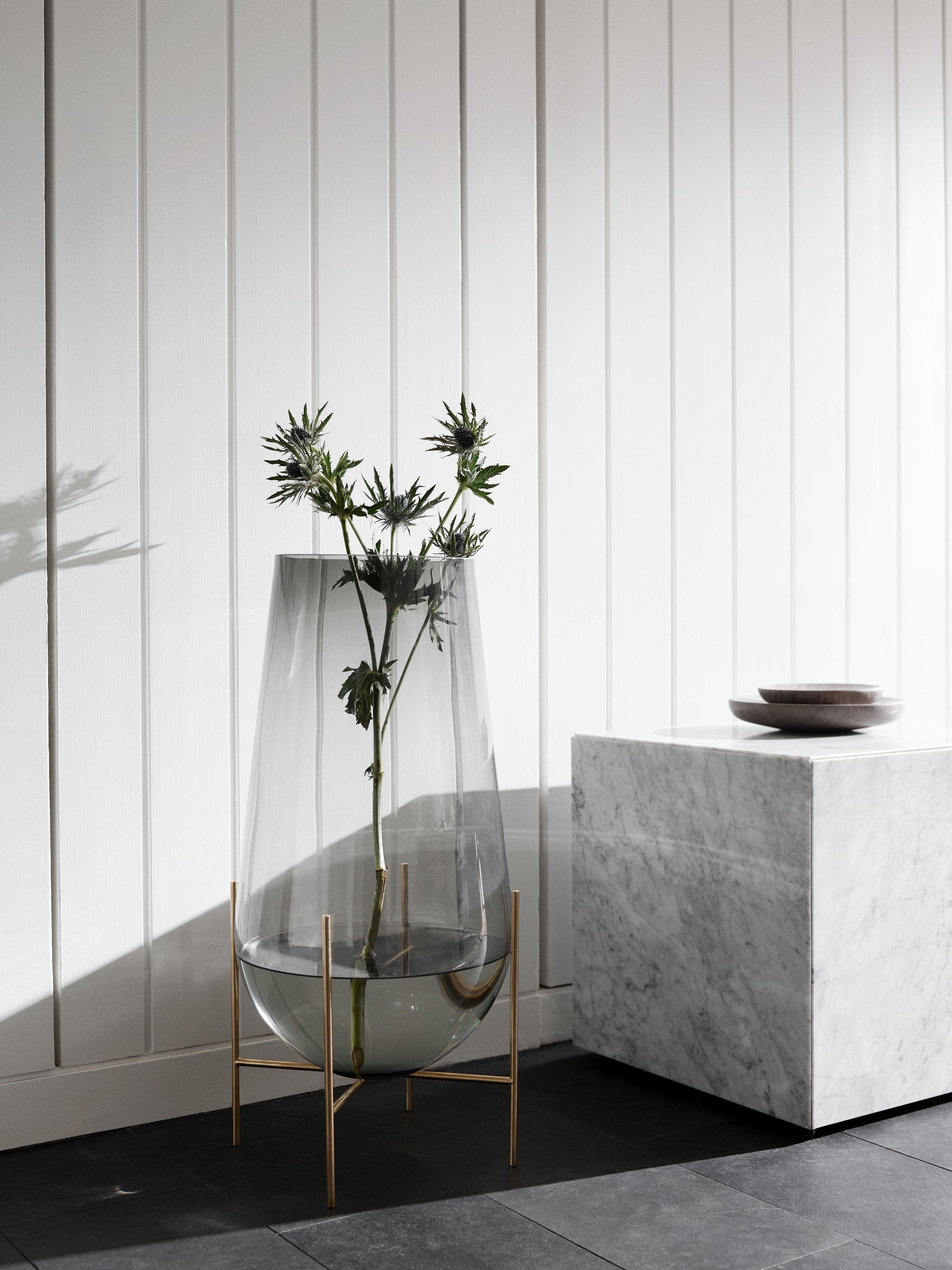 Menu - Echasse Vase
