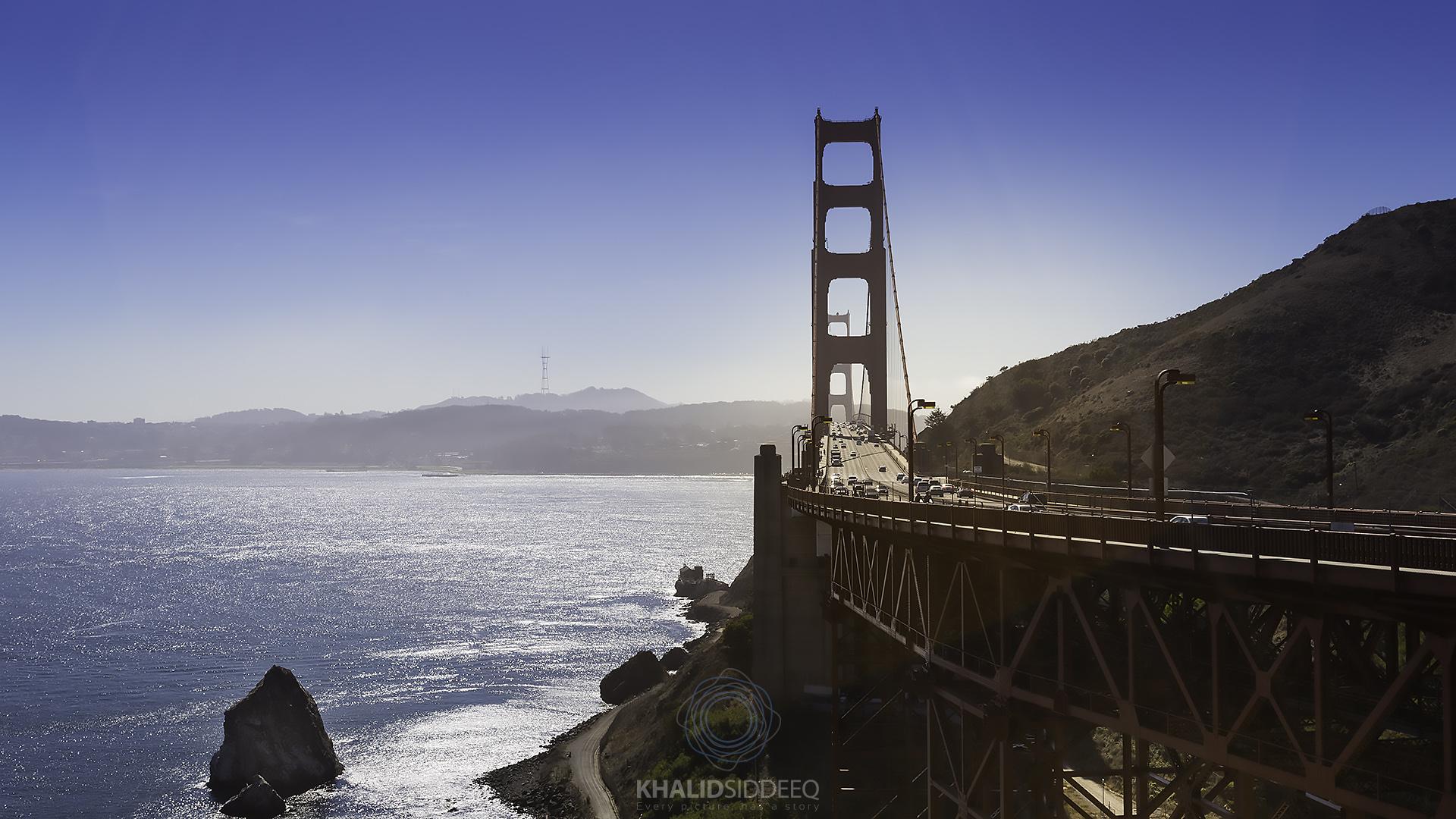 البوابة الذهبية، سان فرانسيسكو، أمريكا الشمالية