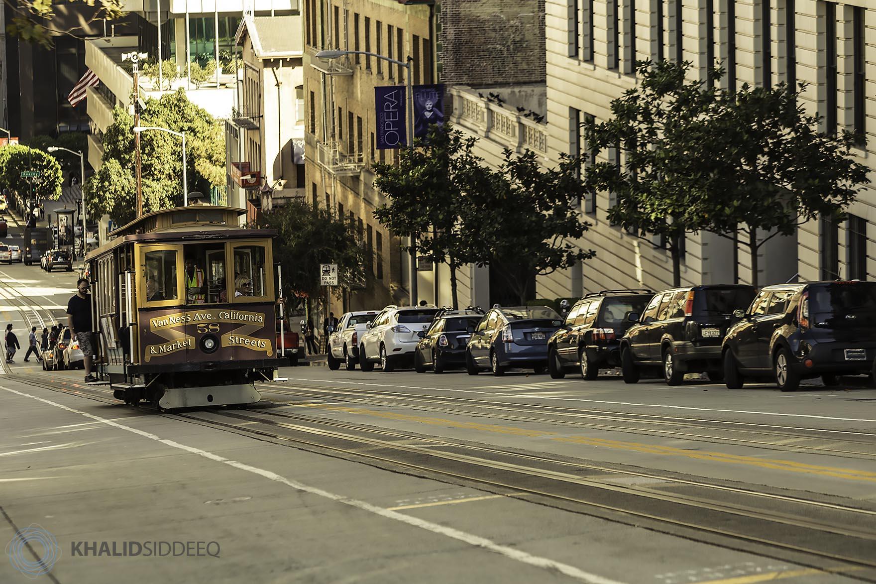 سان فرانسيسكو، أمريكا الشمالية