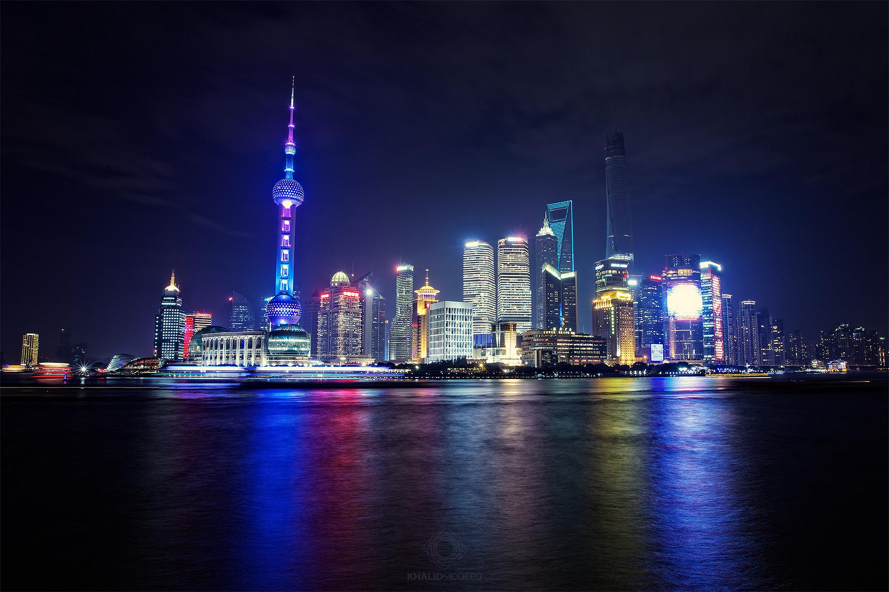شانغهاي، الصين 中国