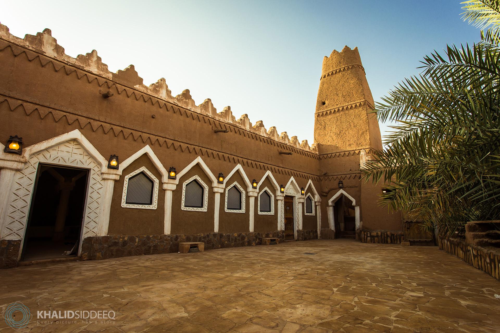 قرية أشيقر، المملكة العربية السعودية