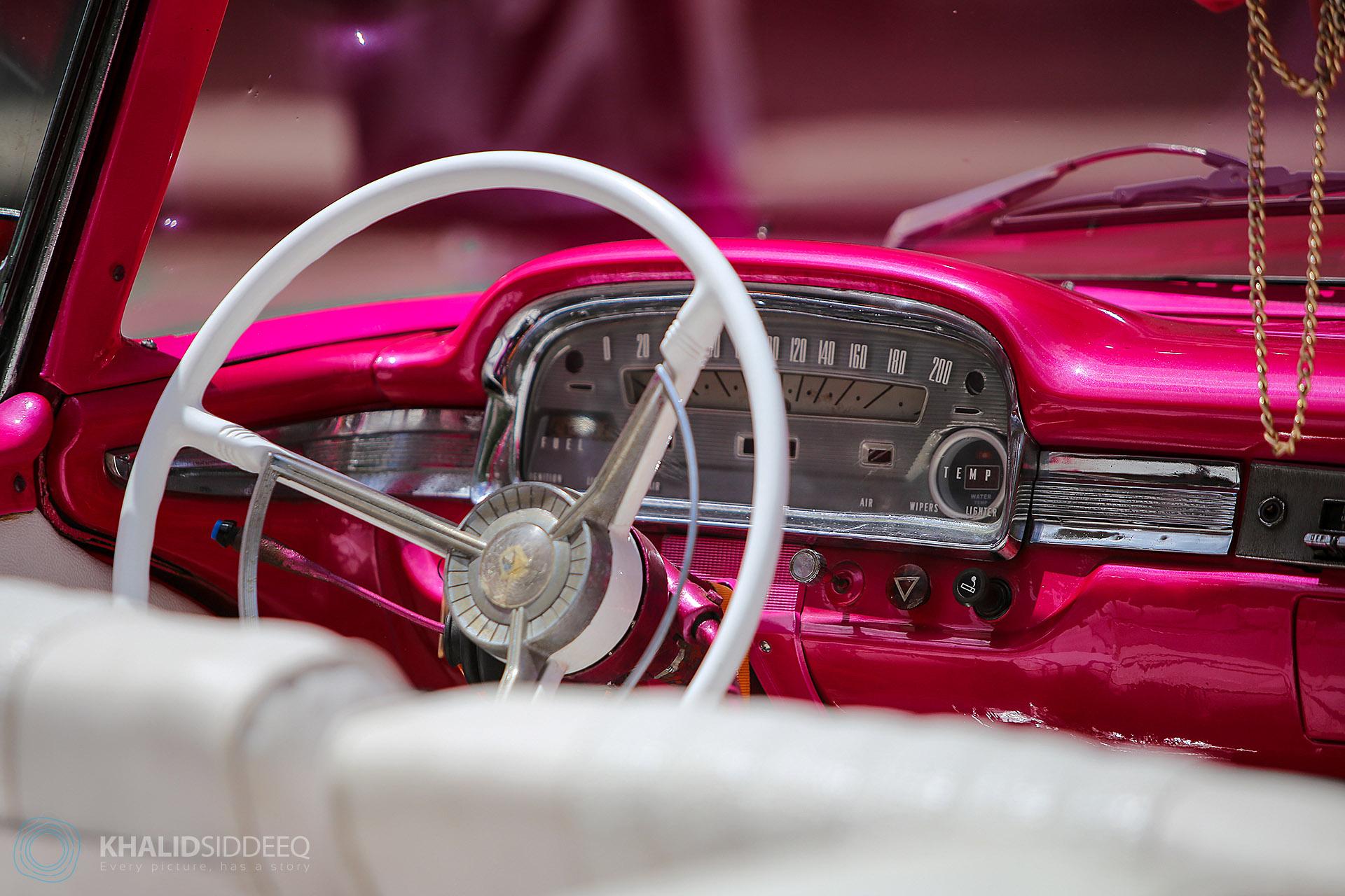 السيارات الكلاسيكية في كوبا