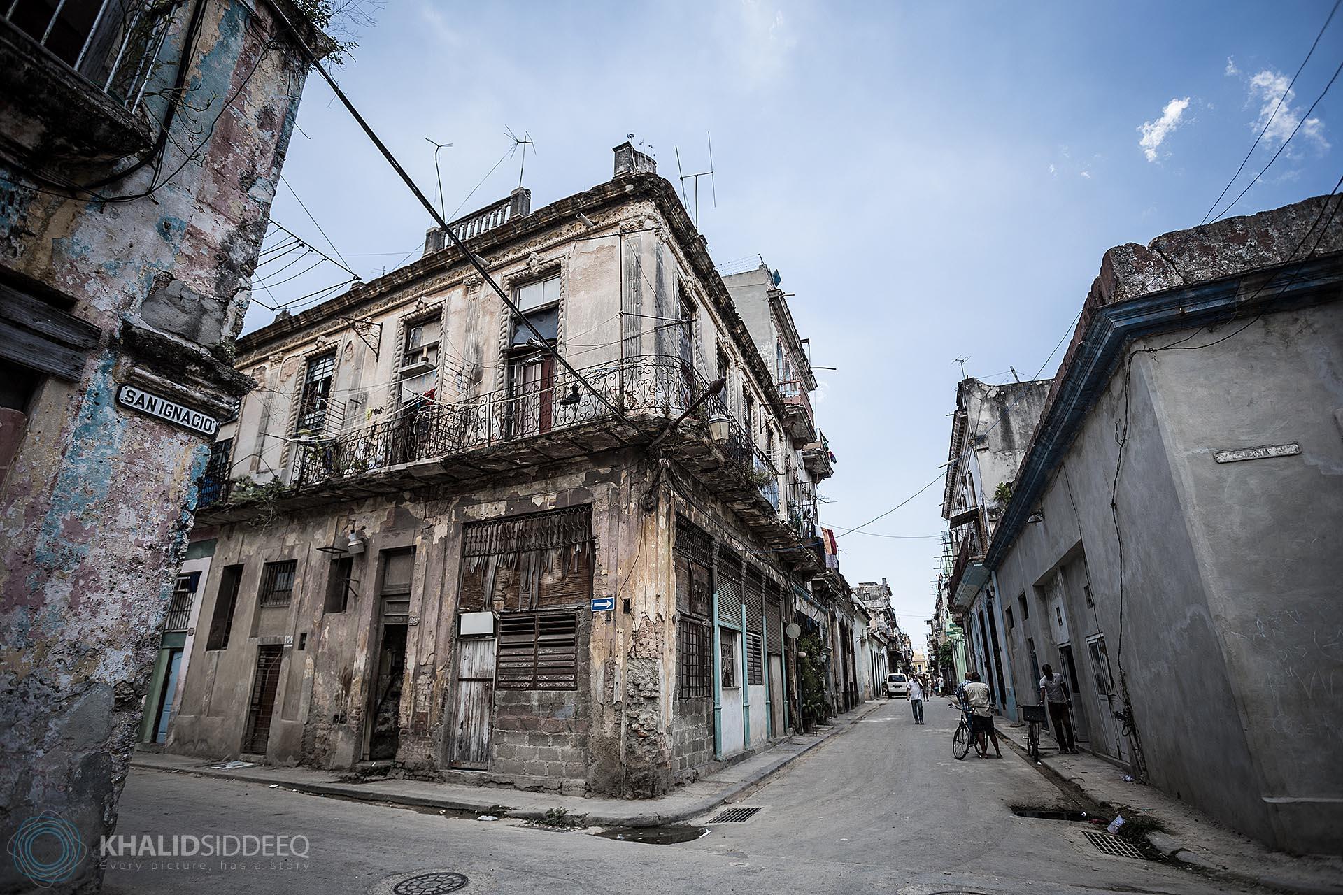 هافانا القديمة، كوبا