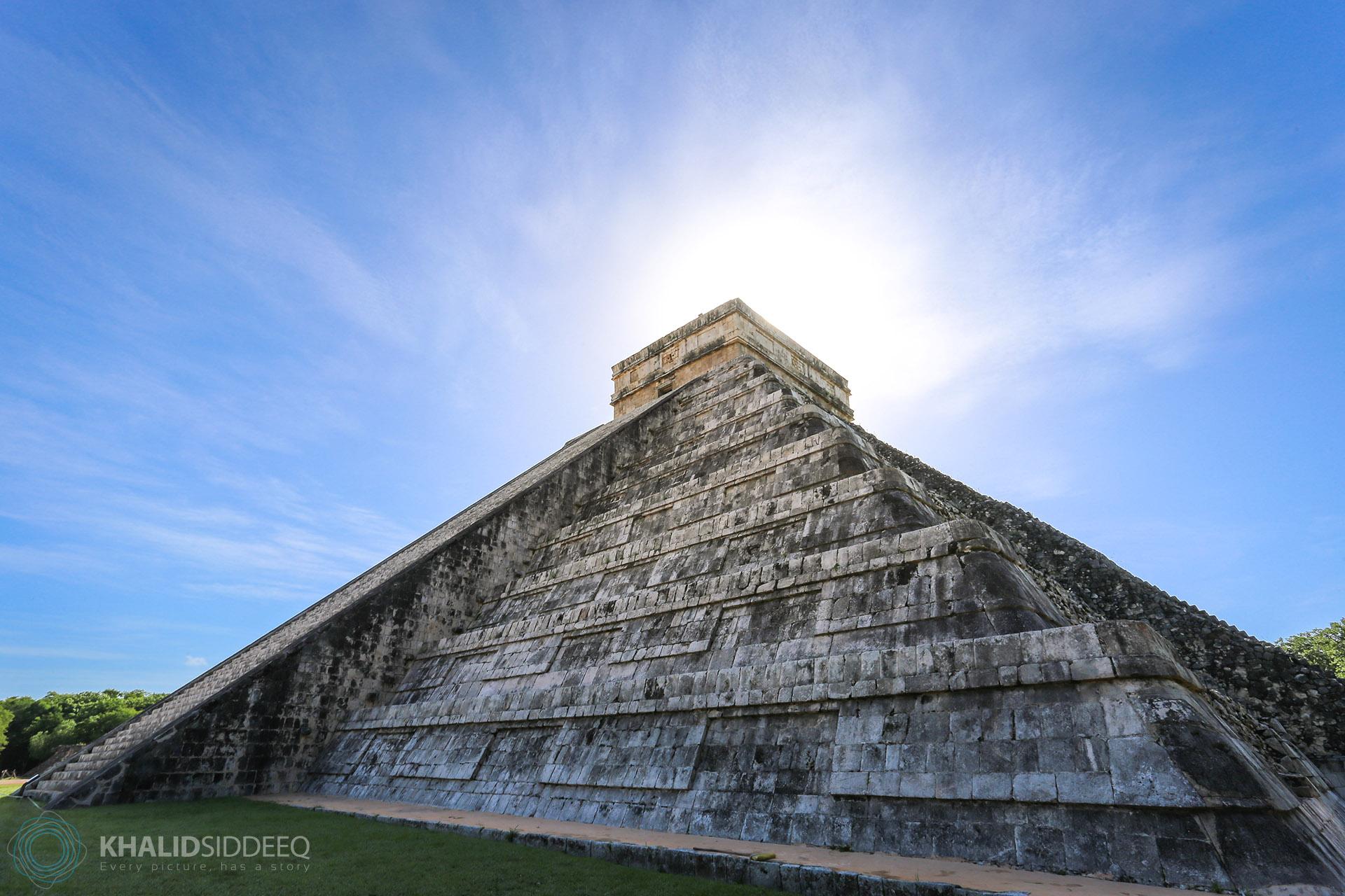 حضارة المايا، تشيتشن إيتزا، المكسيك