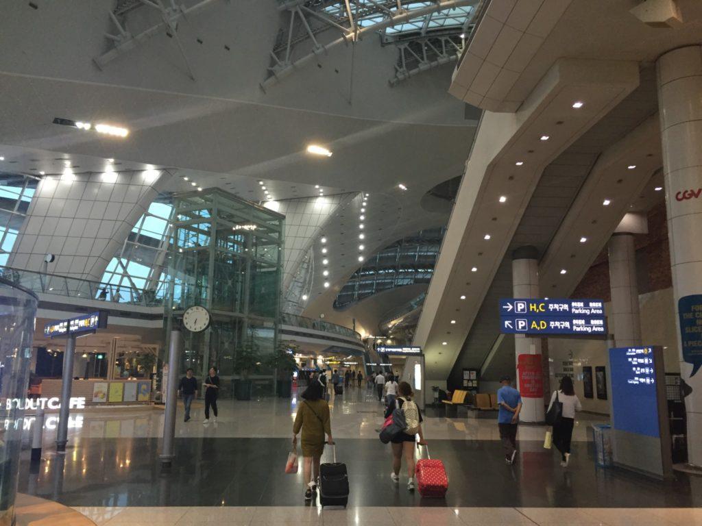 مطار سيئول الدولي
