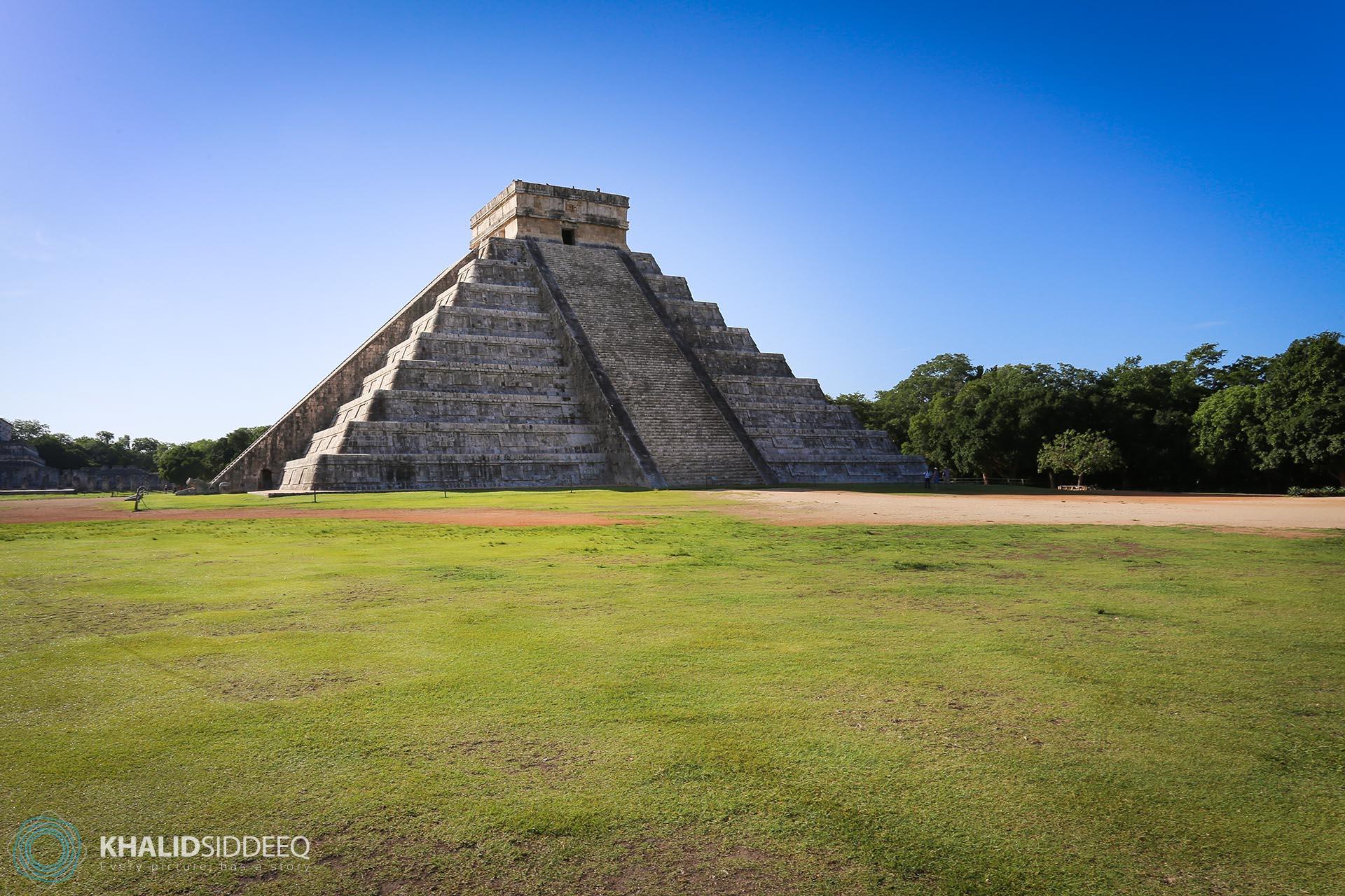 حضارة المايا في المكسيك