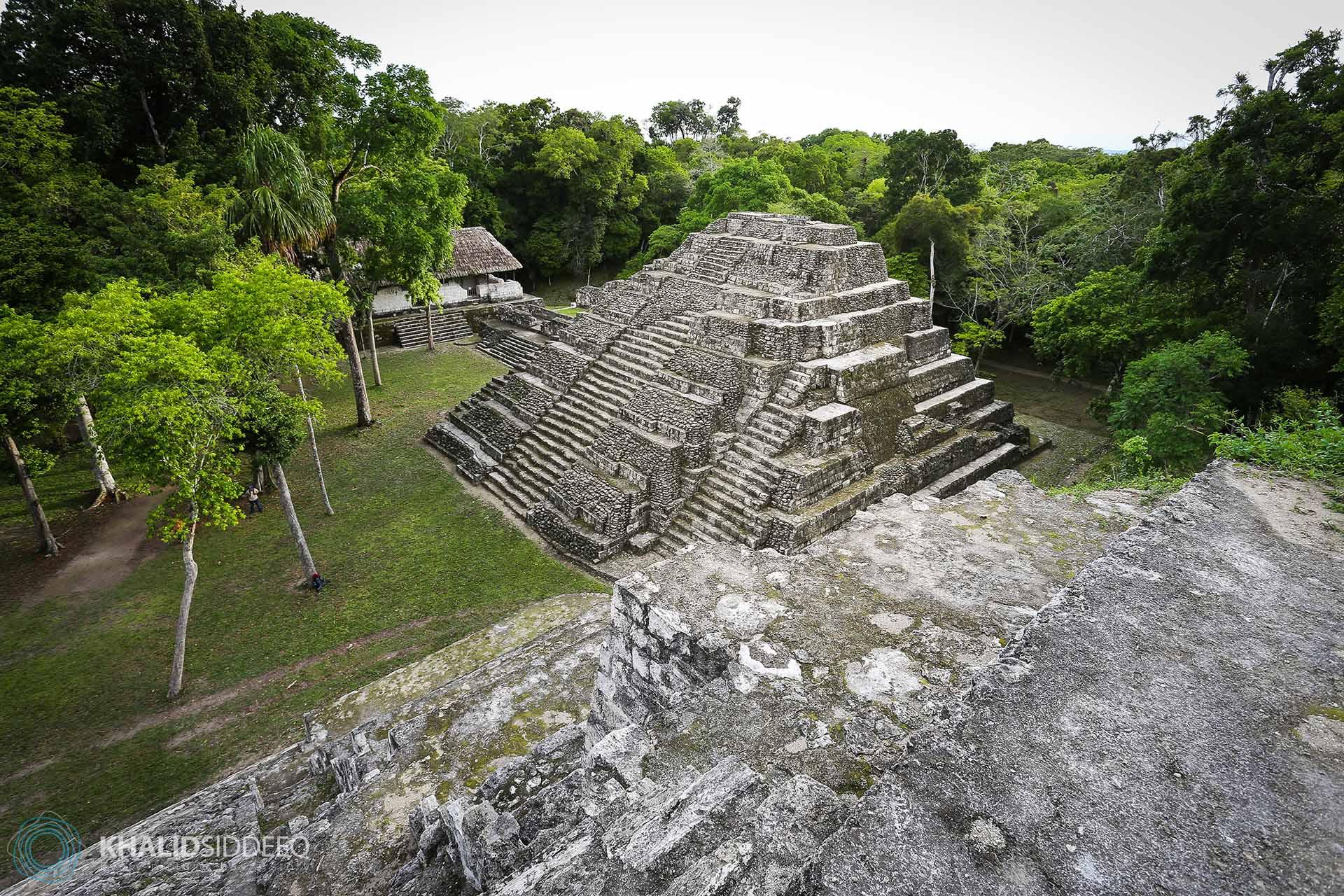 حضارة المايا في جواتيمالا