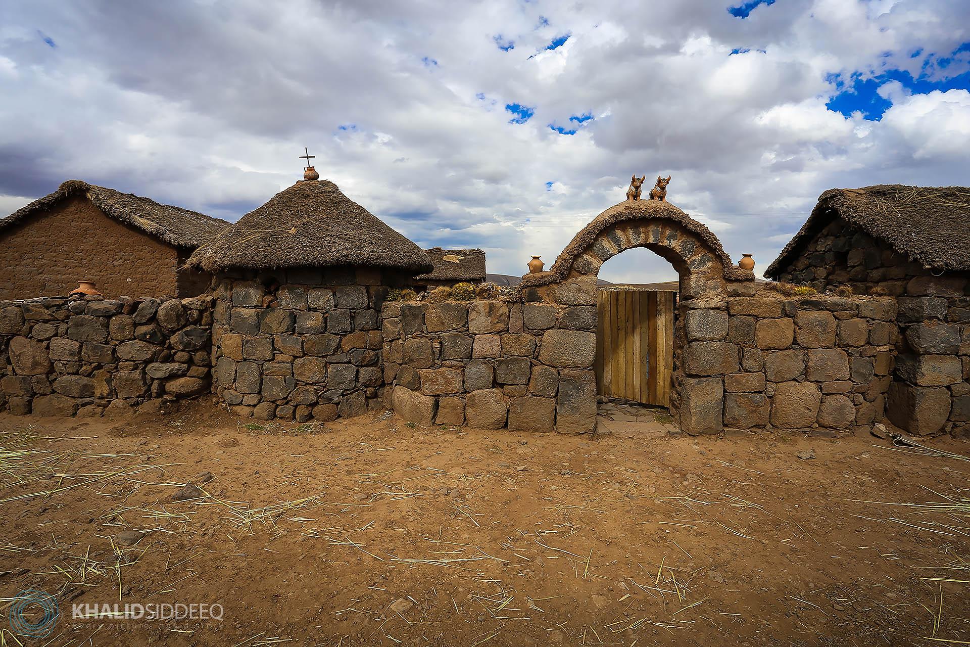 الحياة الريفية في البيرو