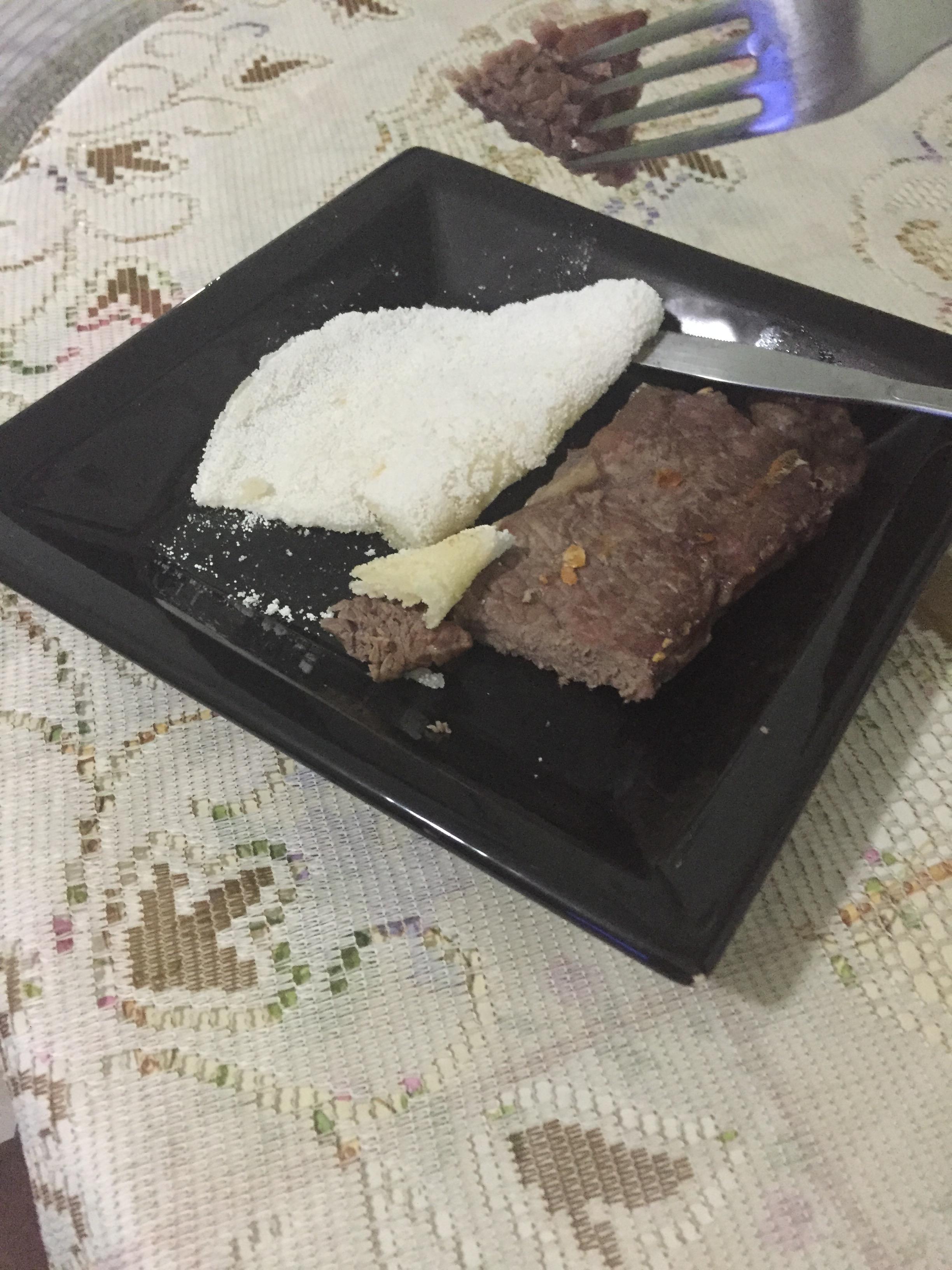 خبز التابيوكا البرازيلي
