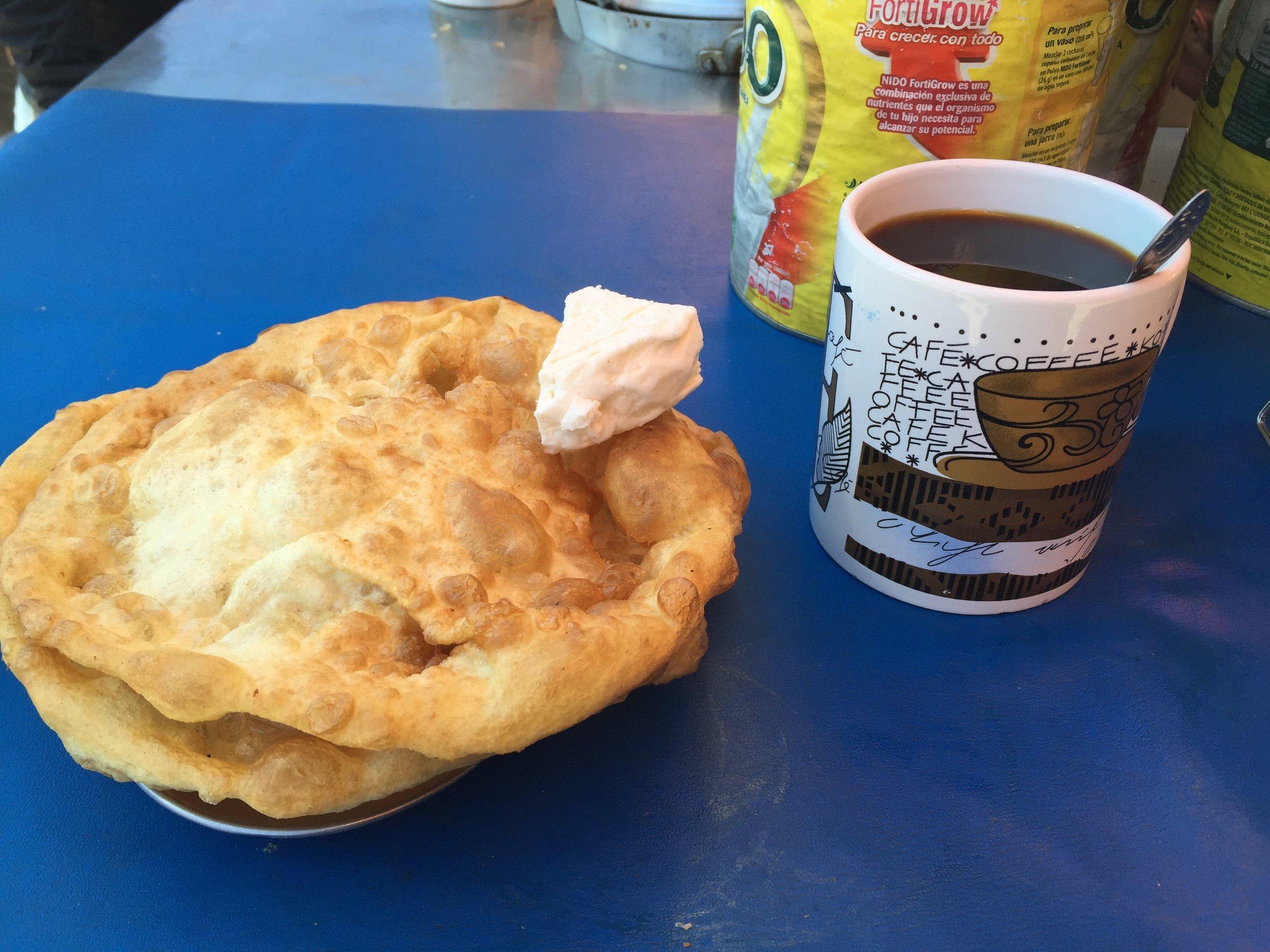 فطور بوليفي