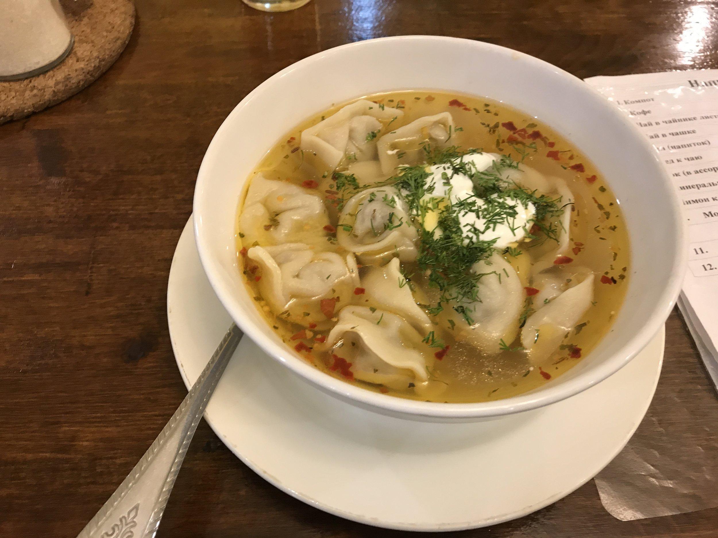حساء التشوتشوارا