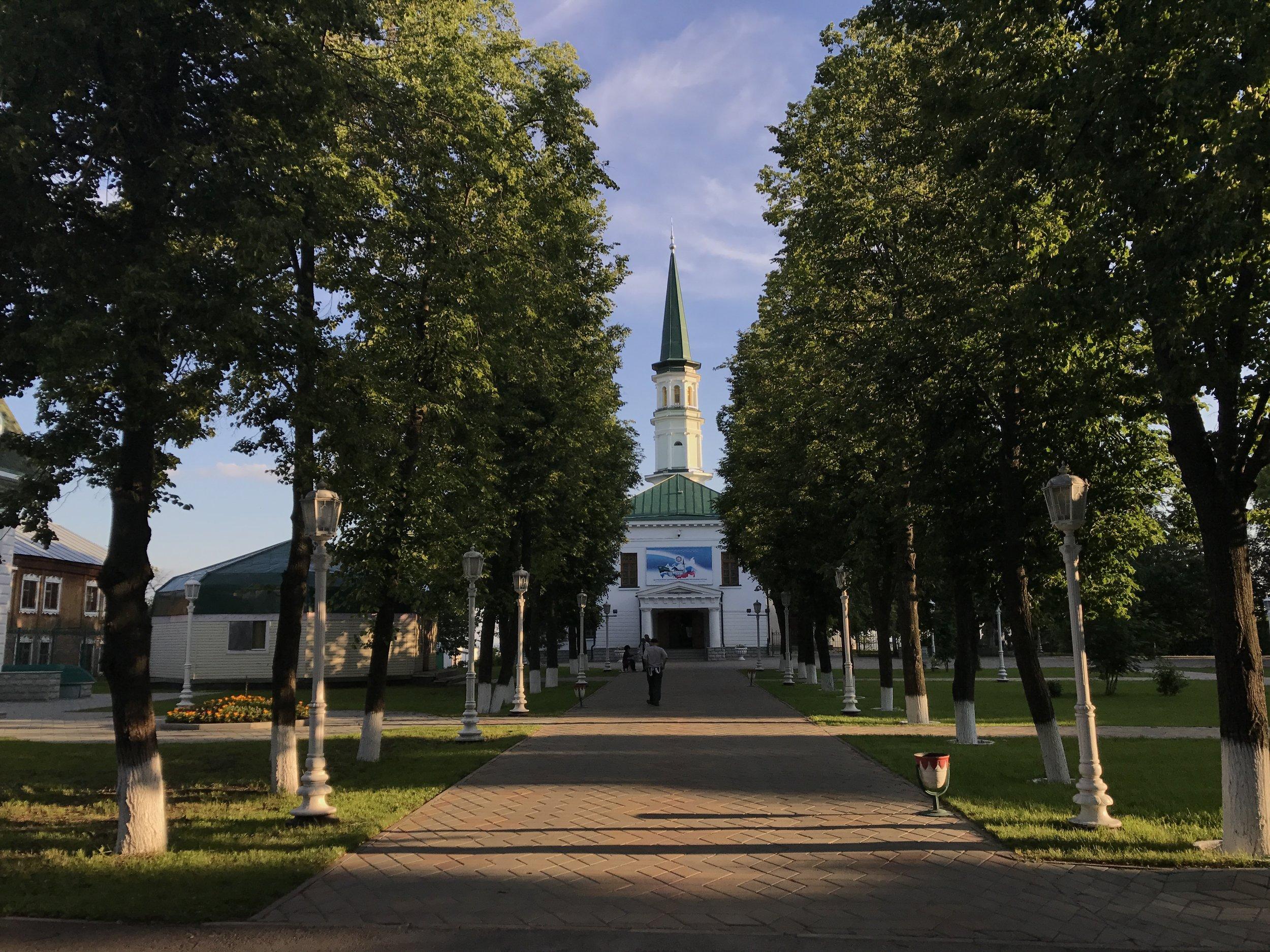 مسجد كاتيدرائيل أوفا