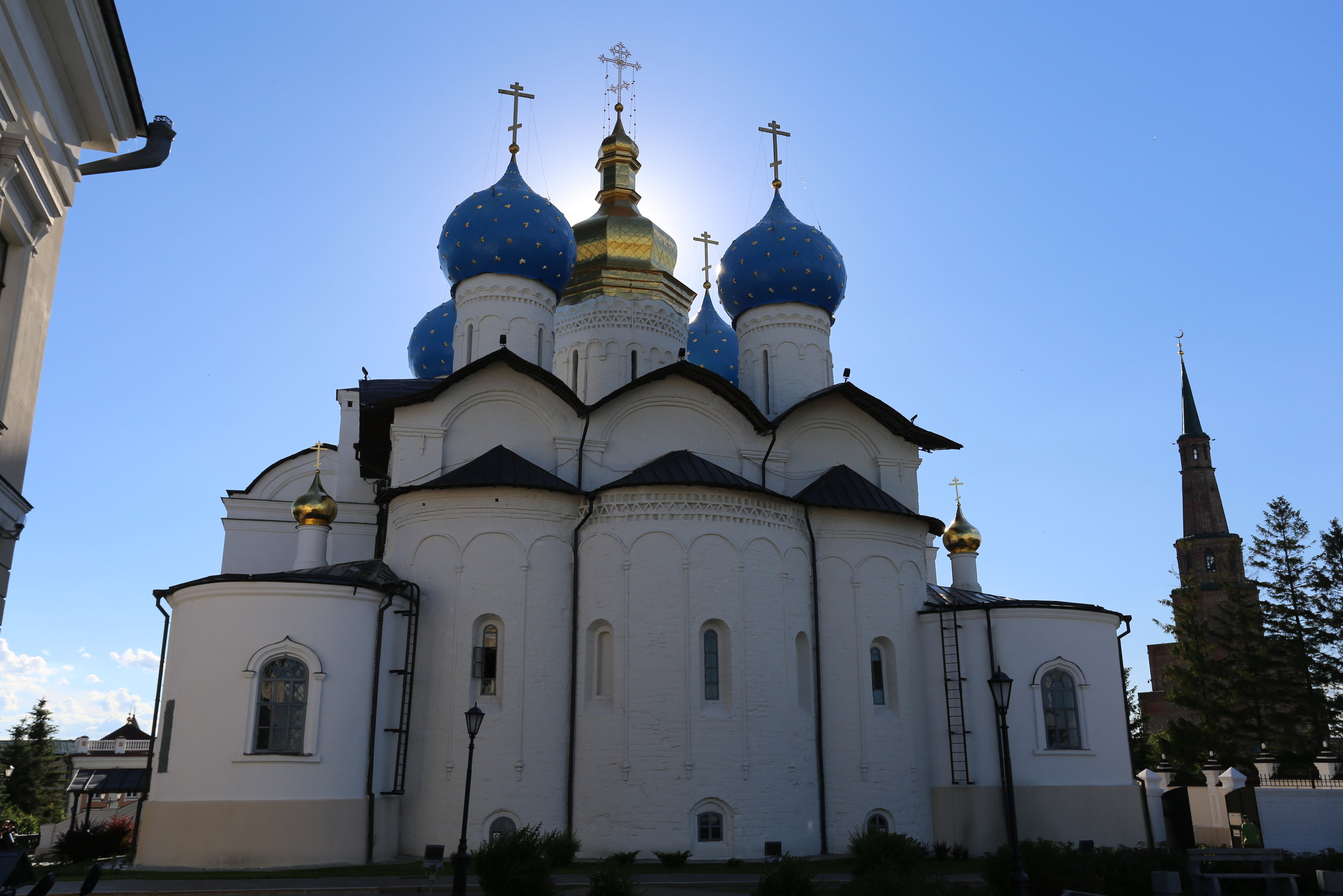 مسجد تقرر تحويله إلى كنسية بعد غزو الروس